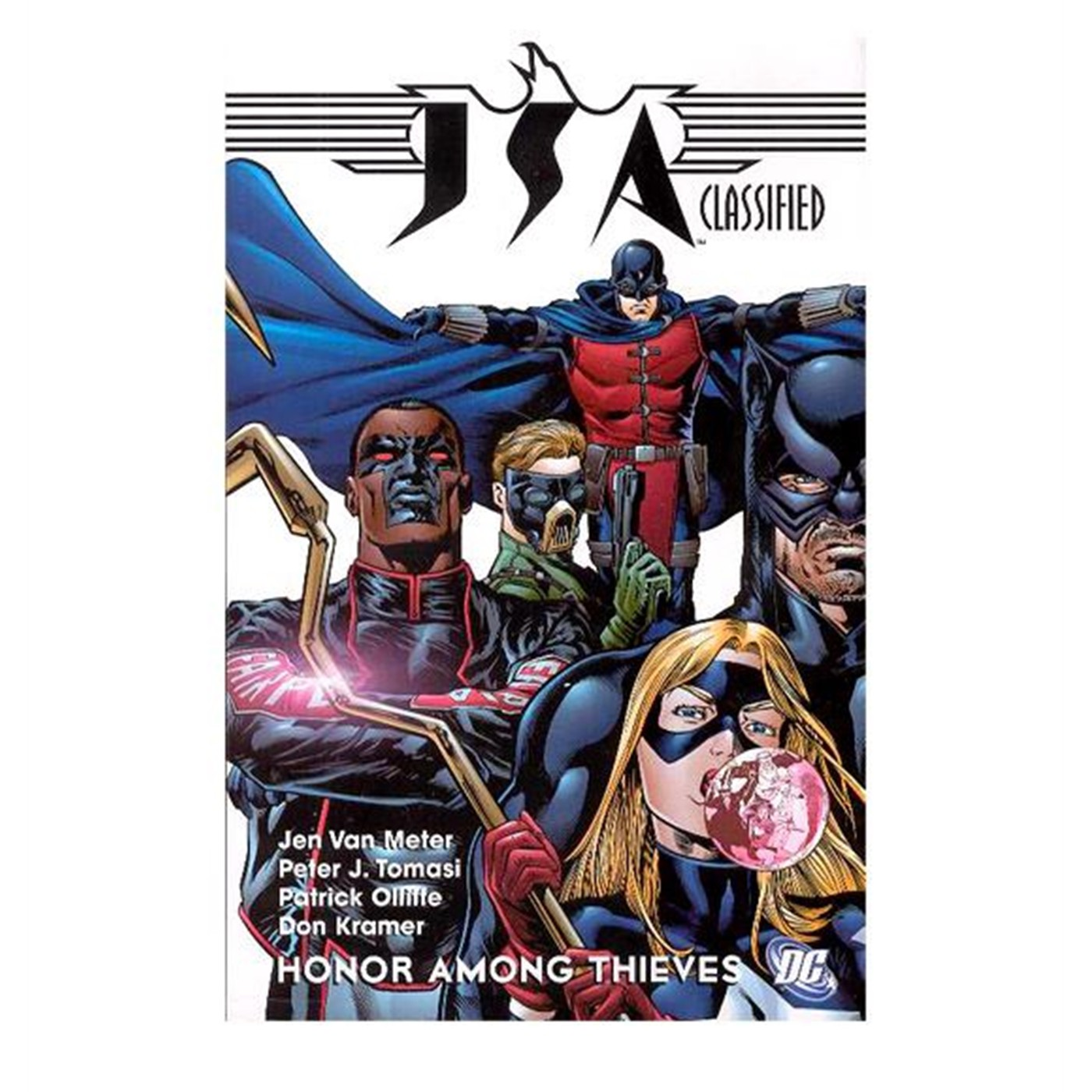 JSA Classified Honor Among Thieves TP