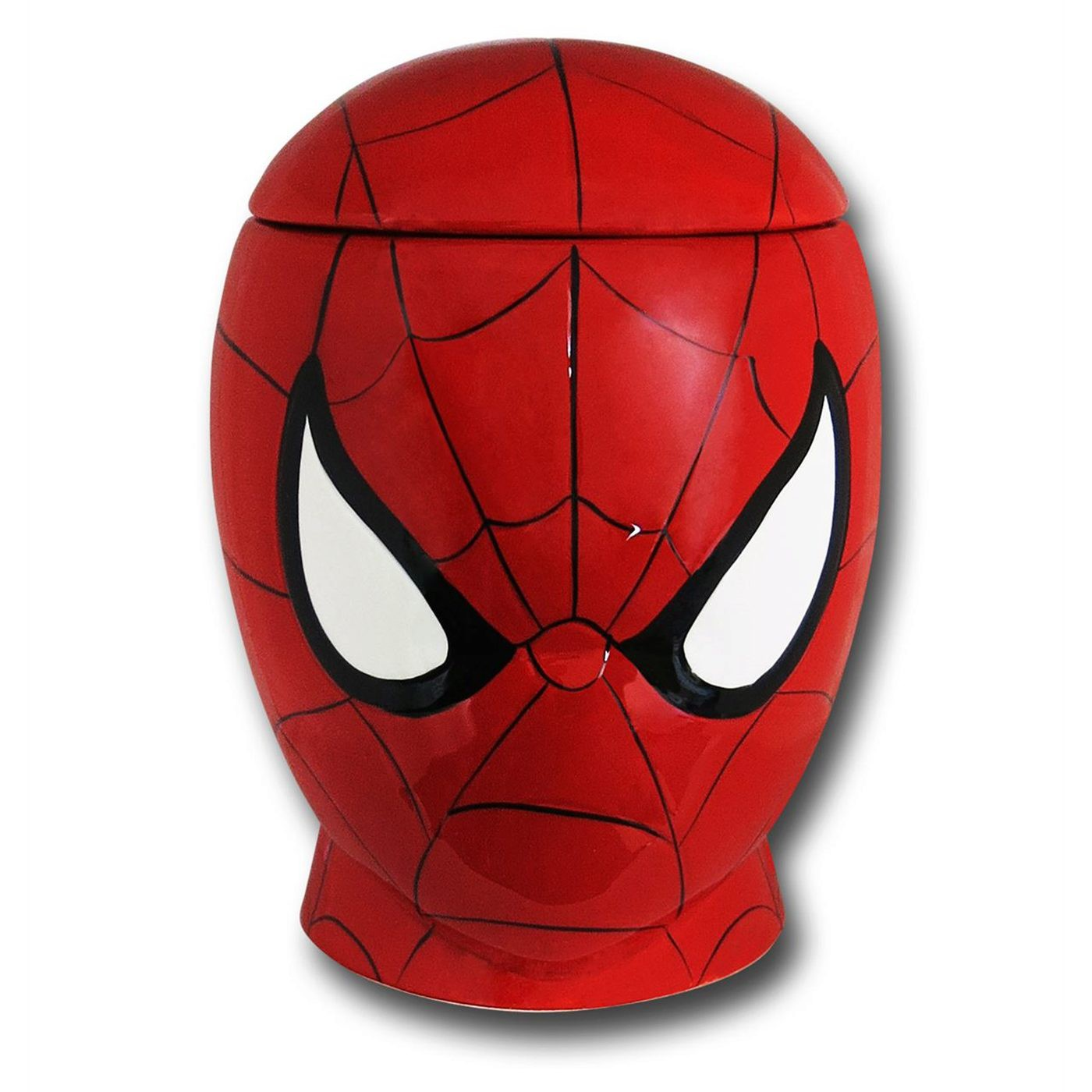 Spiderman Head Cookie Jar