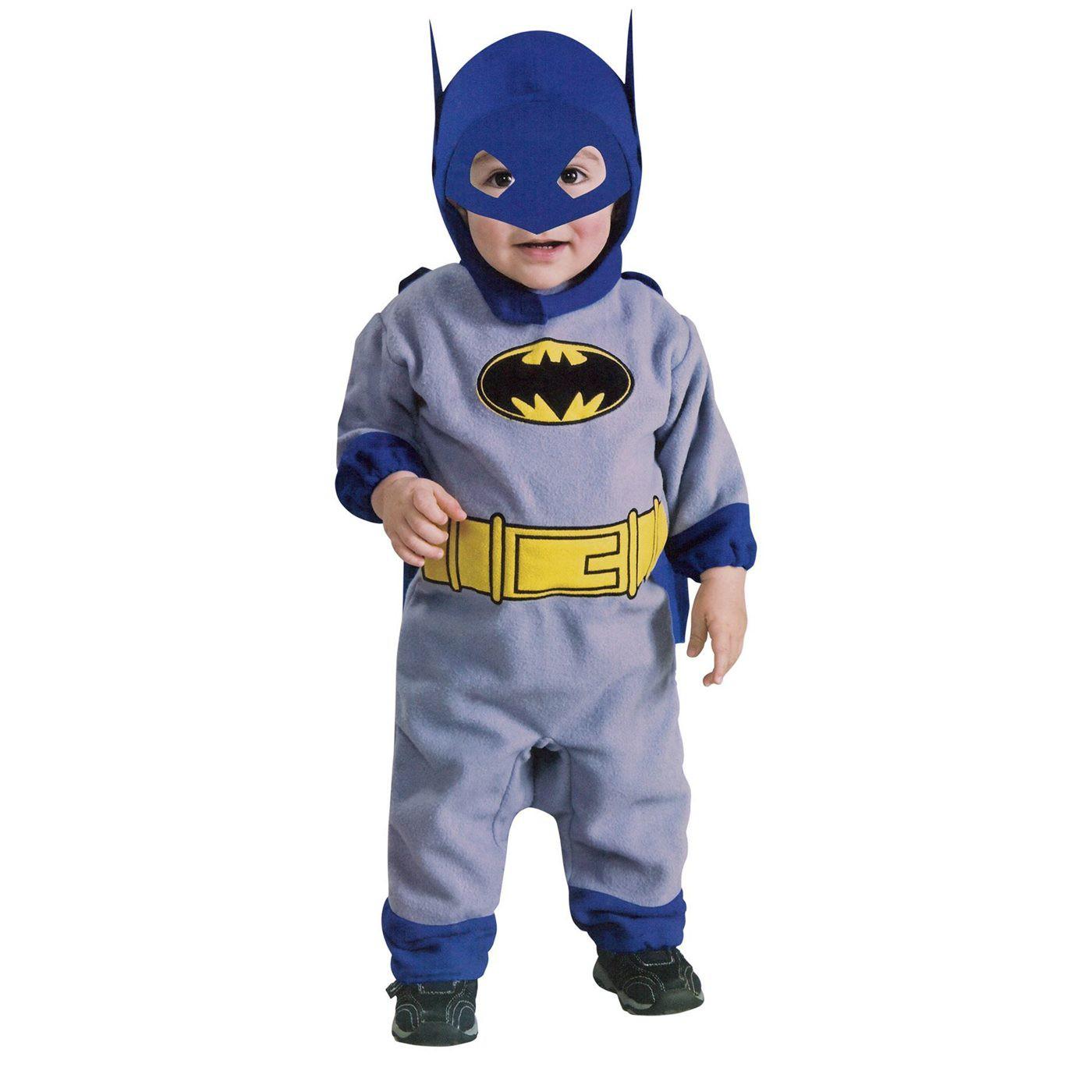 Batman Infant Costume Romper