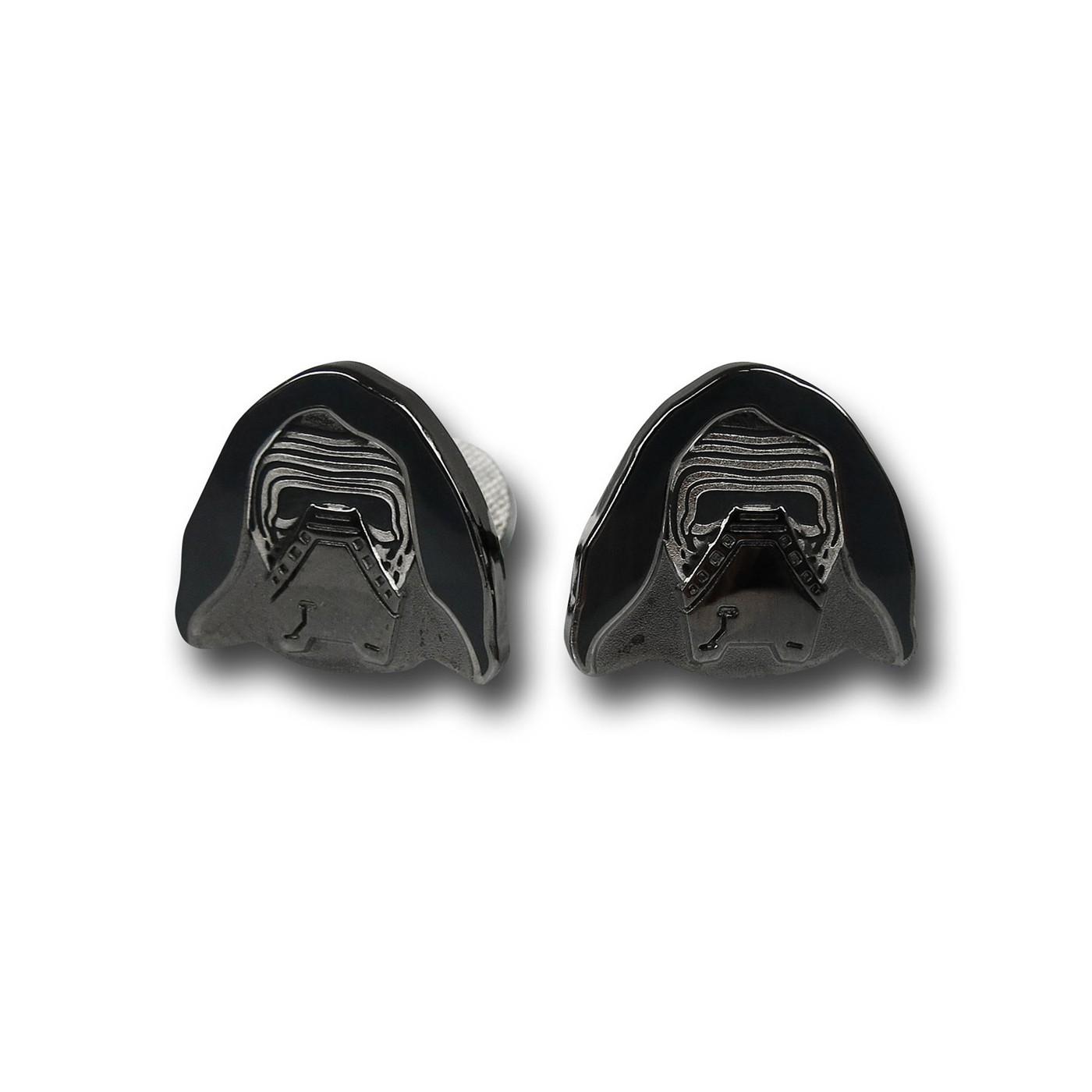 Star Wars Force Awakens Kylo Ren Cufflinks