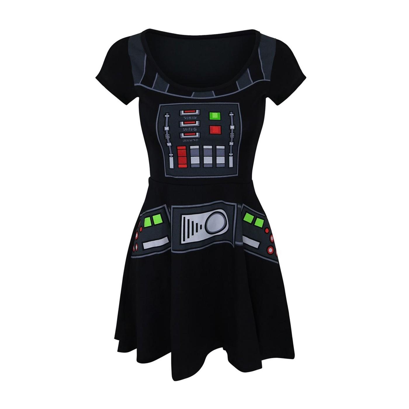 Star Wars Darth Vader Skater Dress