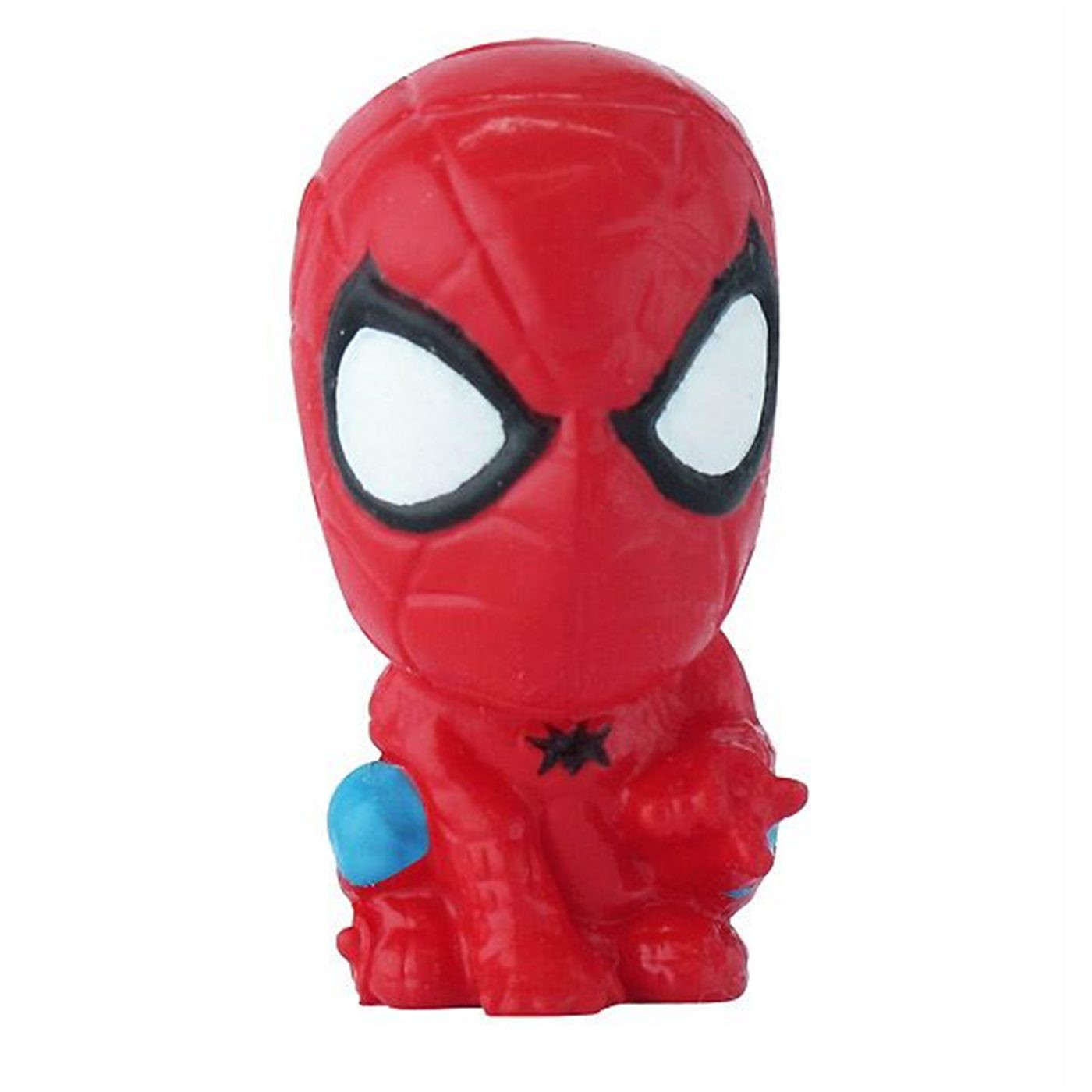 Spiderman Deformed Pencil Eraser