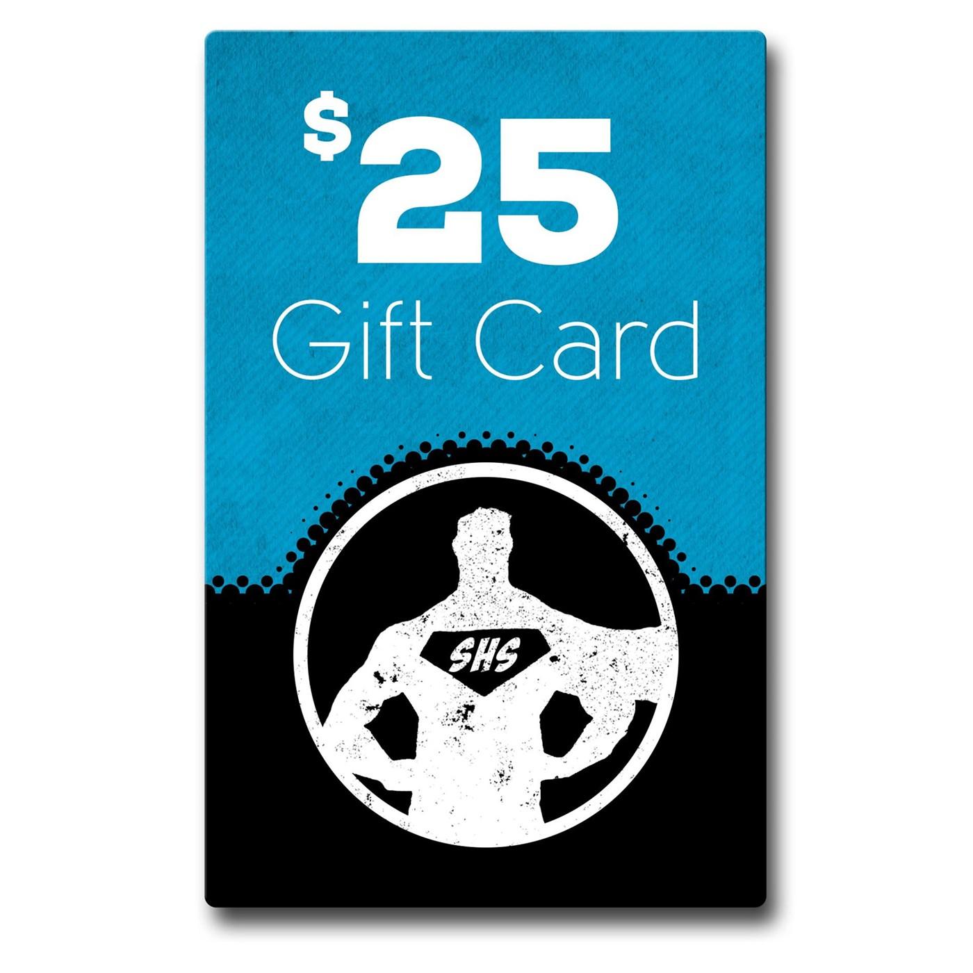 SuperHeroStuff.com 25 Gift Certificate