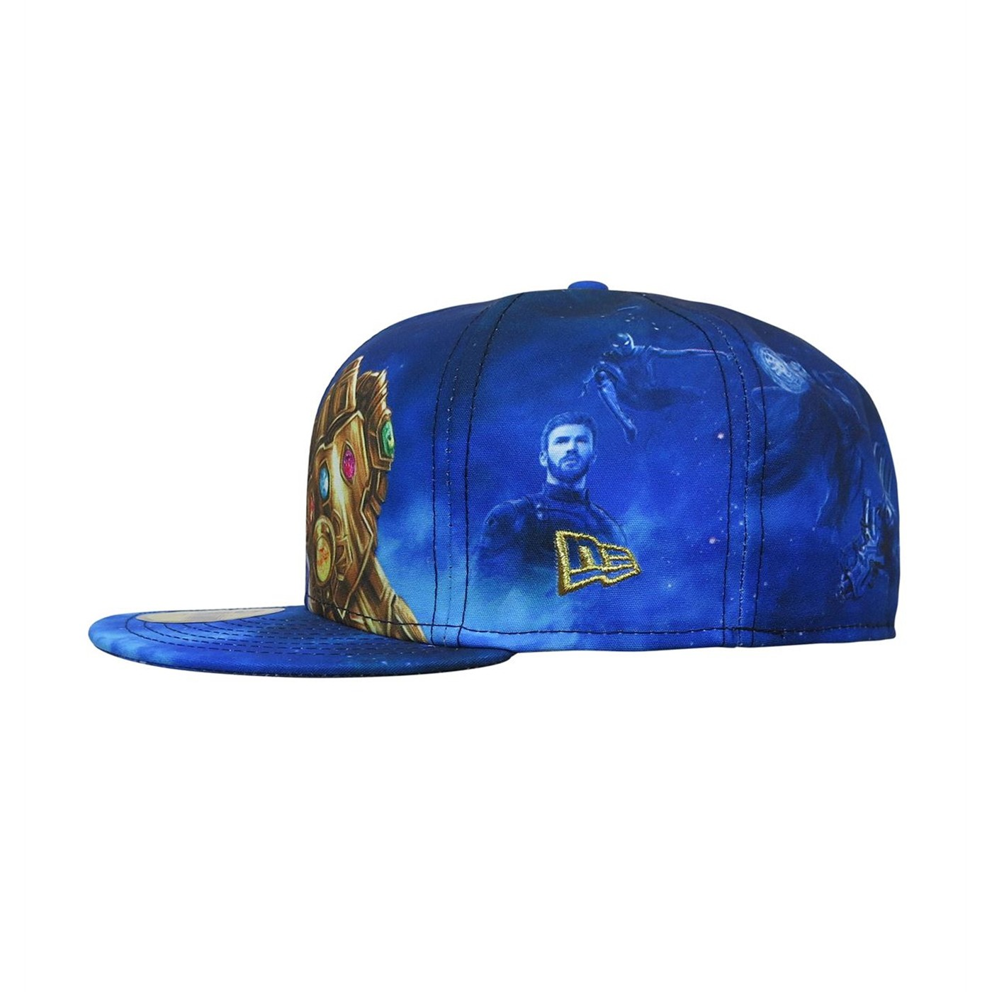 Avengers Infinity War Thanos 59Fifty Fitted Hat