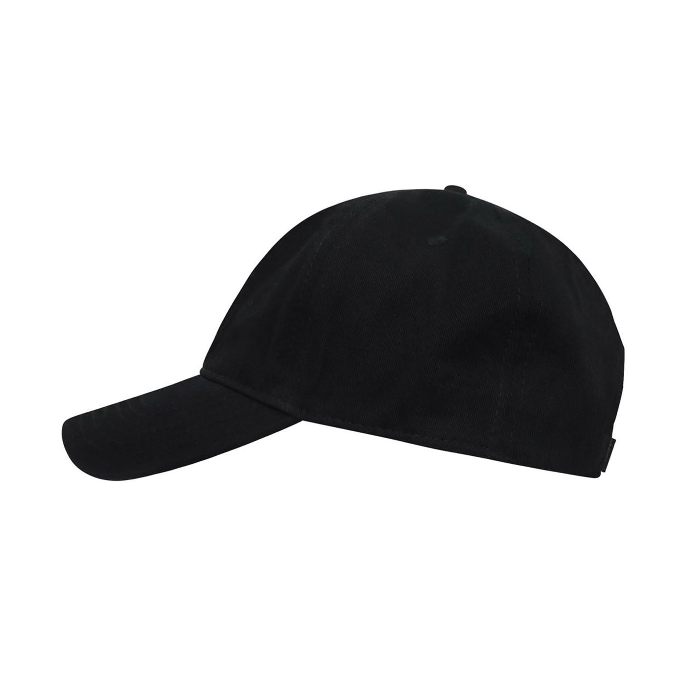 Black Panther Logo Adjustable Low Profile Hat