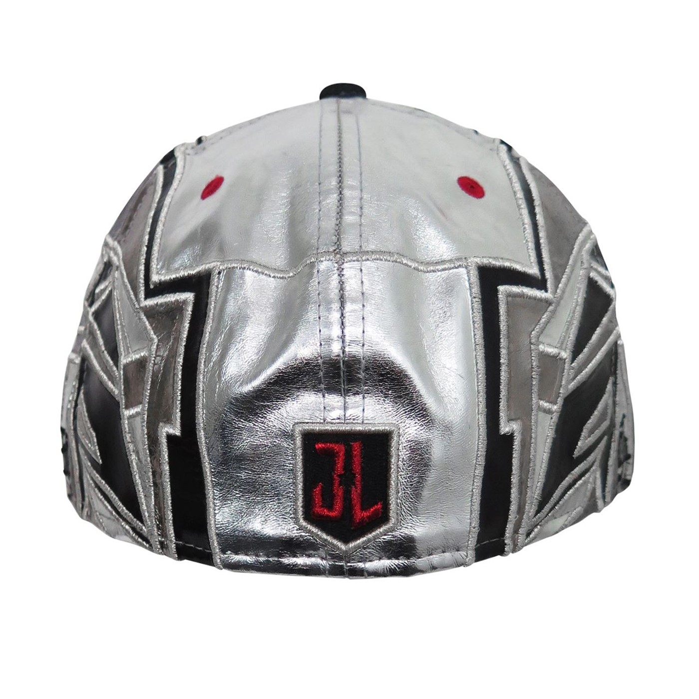 Cyborg Justice League Armor 59Fifty Fitted Hat