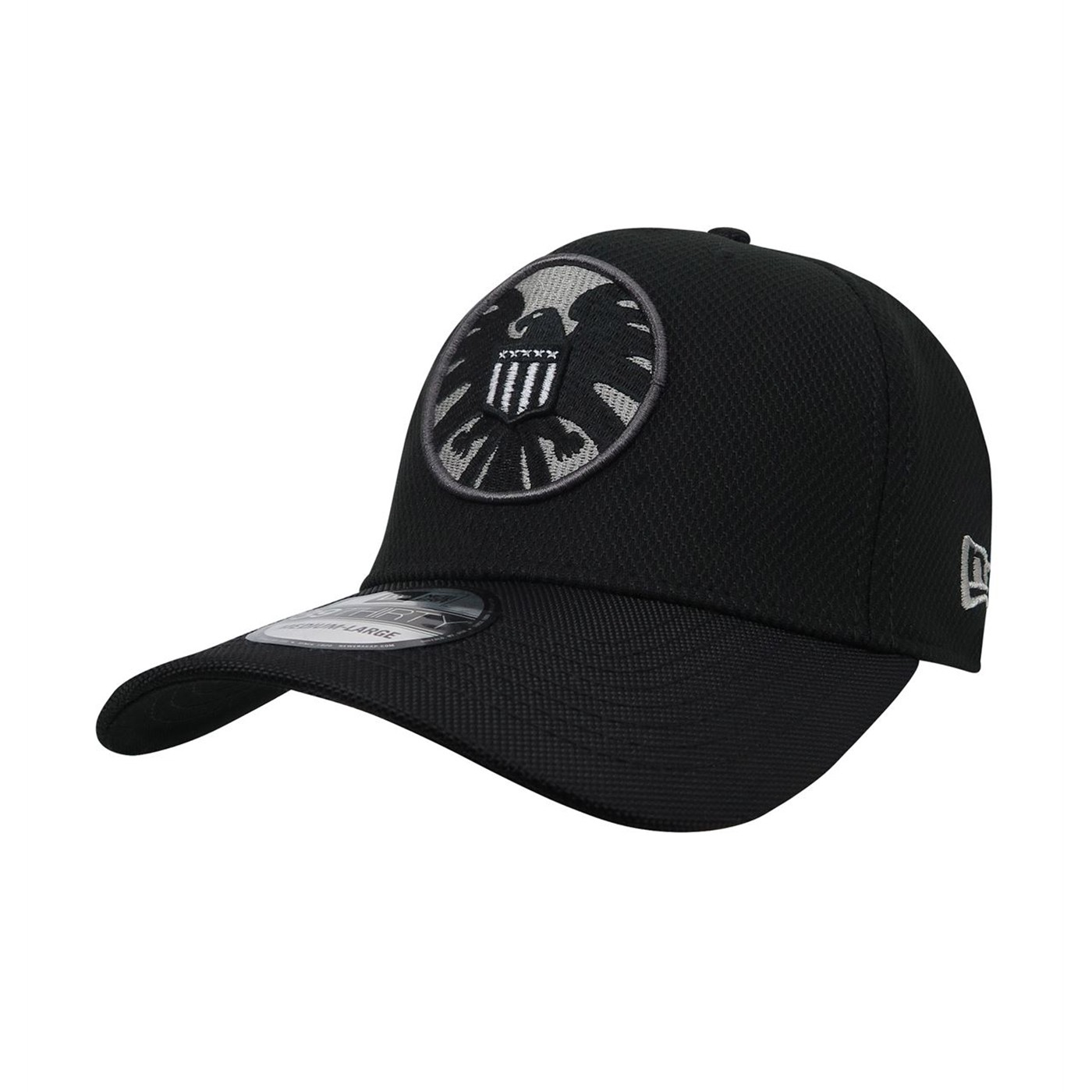 SHIELD Symbol Armor 39Thirty Fitted Hat