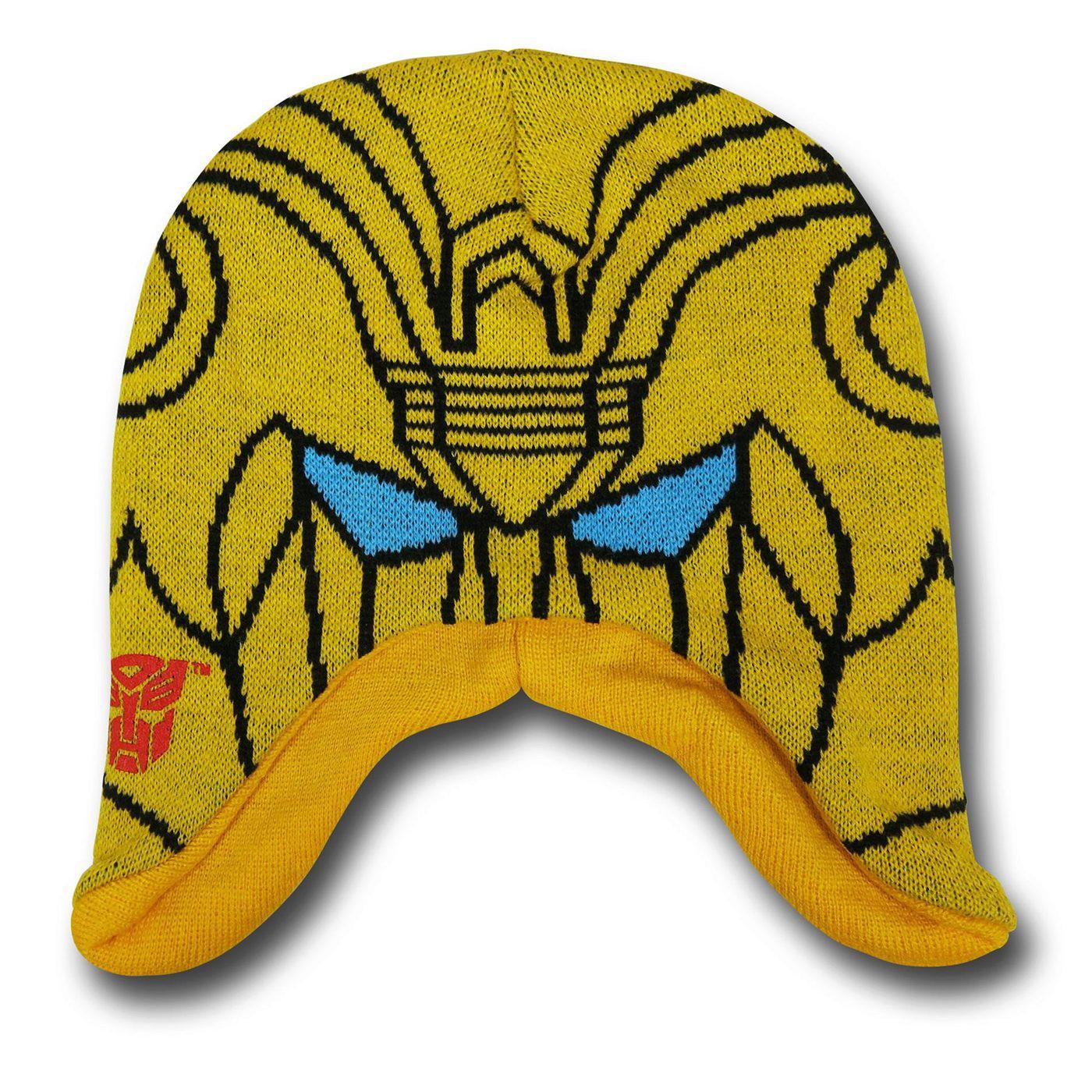 Transformers Bumblebee Laplander Beanie