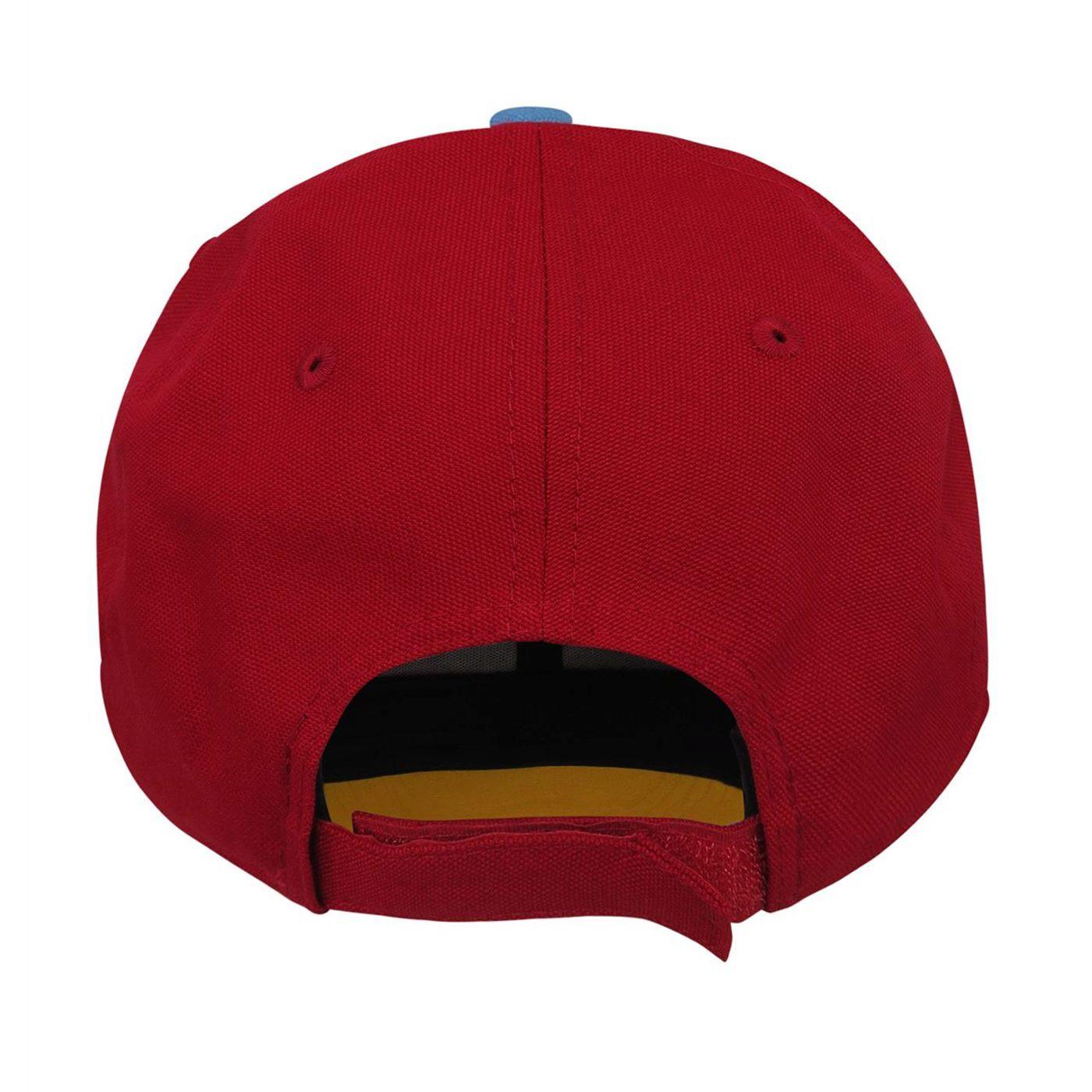 Wonder Woman Stars Logo 9Forty Adjustable Youth Hat
