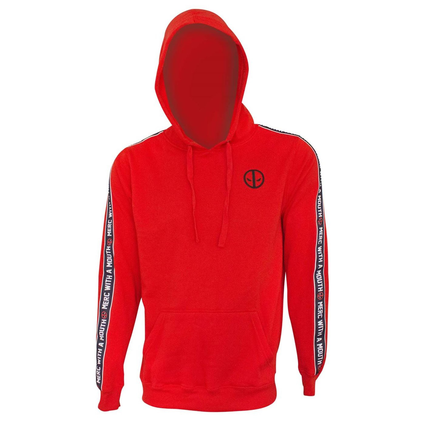 Deadpool Icon High Def Men's Hoodie