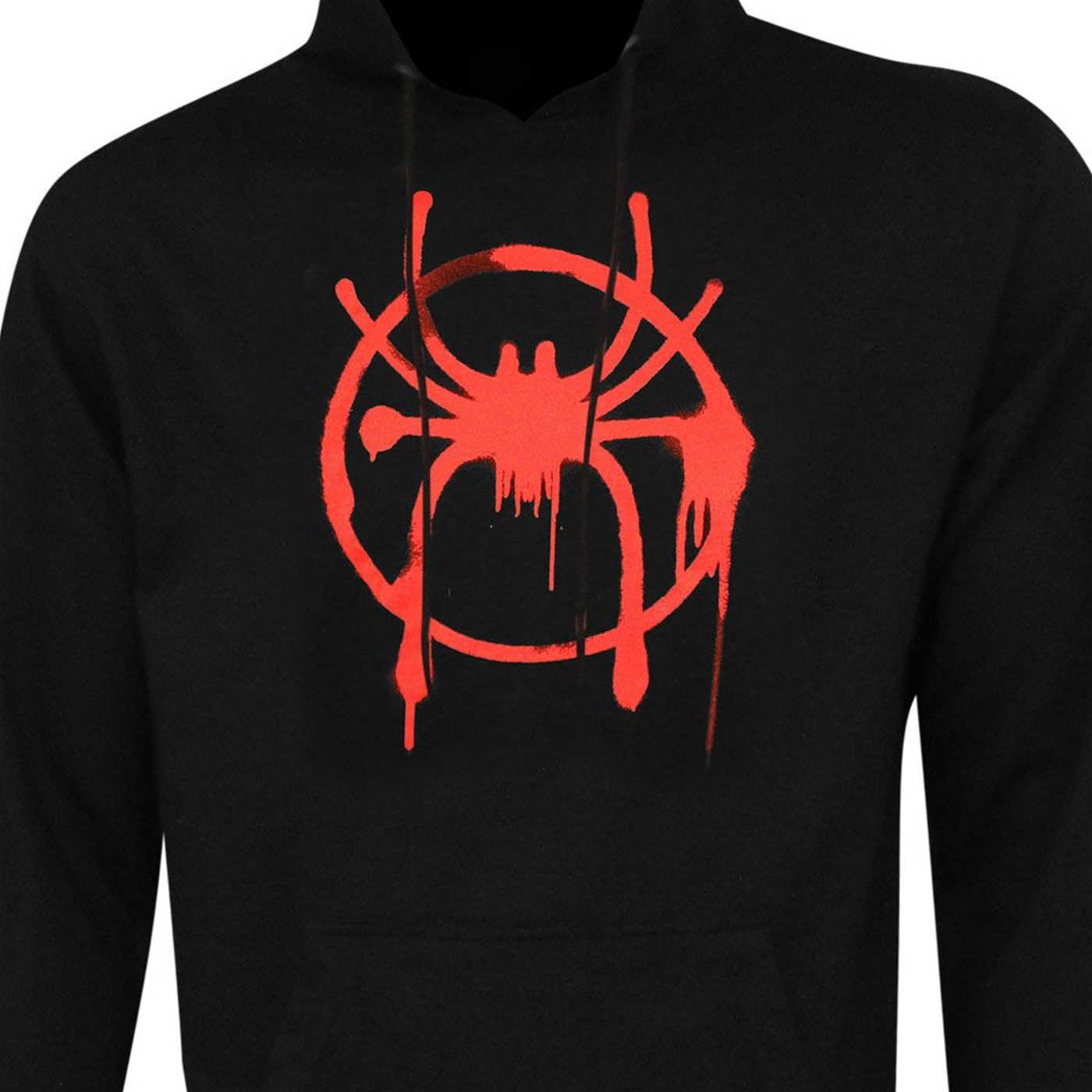 Spider-Man Into The Spider-Verse Logo Men's Hoodie