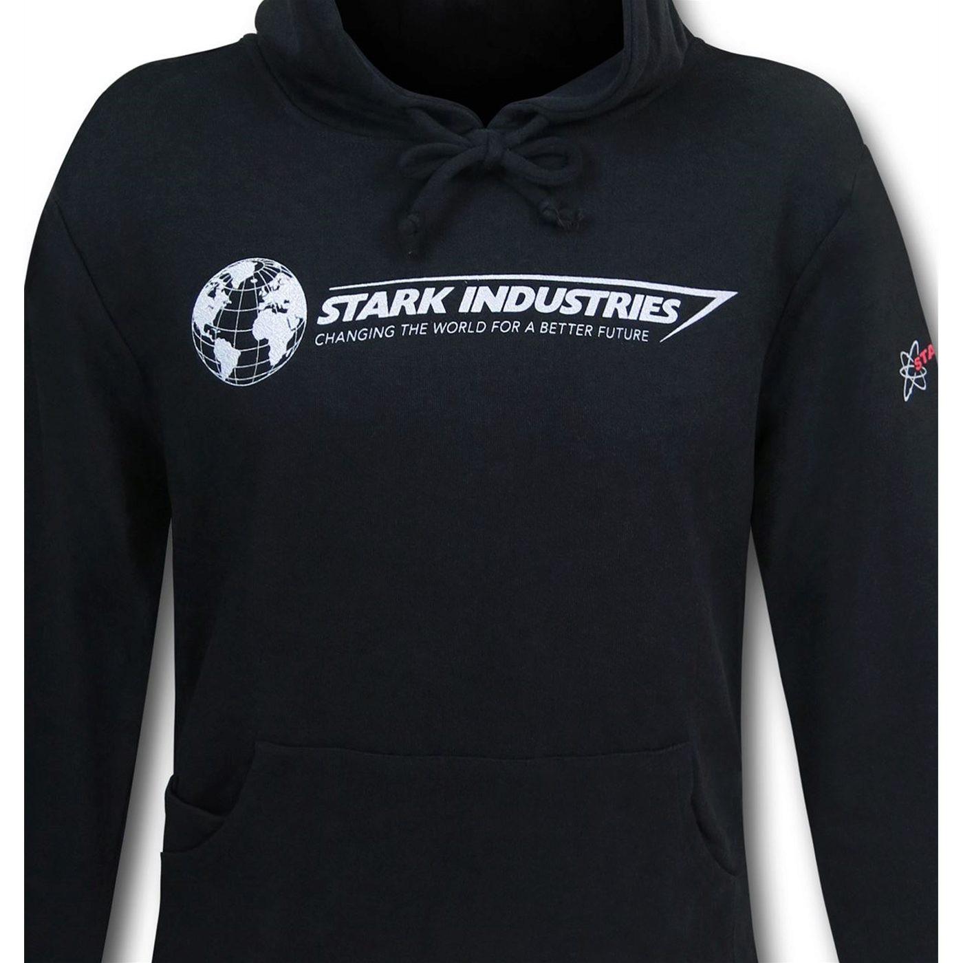 Iron Man Stark Industries Expo Men's Hoodie