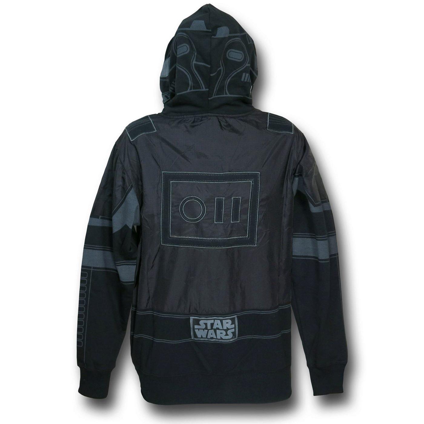 Star Wars Shadow Trooper Costume Hoodie