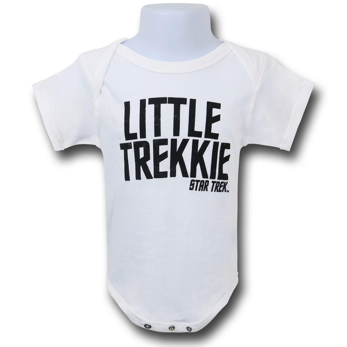 Star Trek Little Trekkie Infant Snapsuit