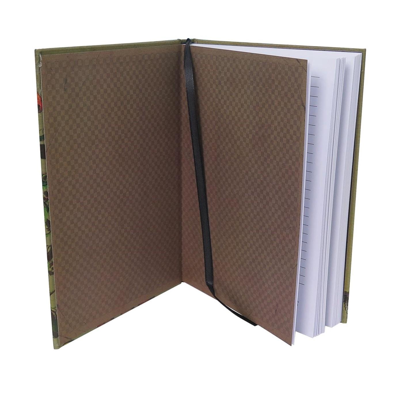DC Bombshells Hardcover Journal