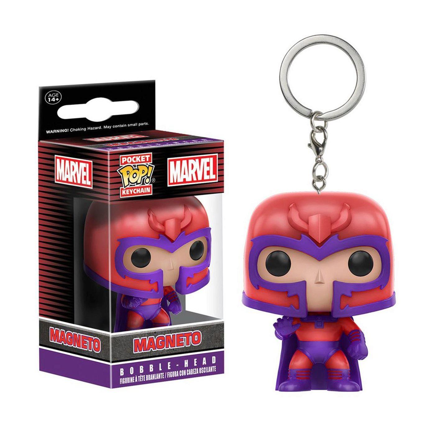 X-Men Magneto Funko Pocket Pop Keychain