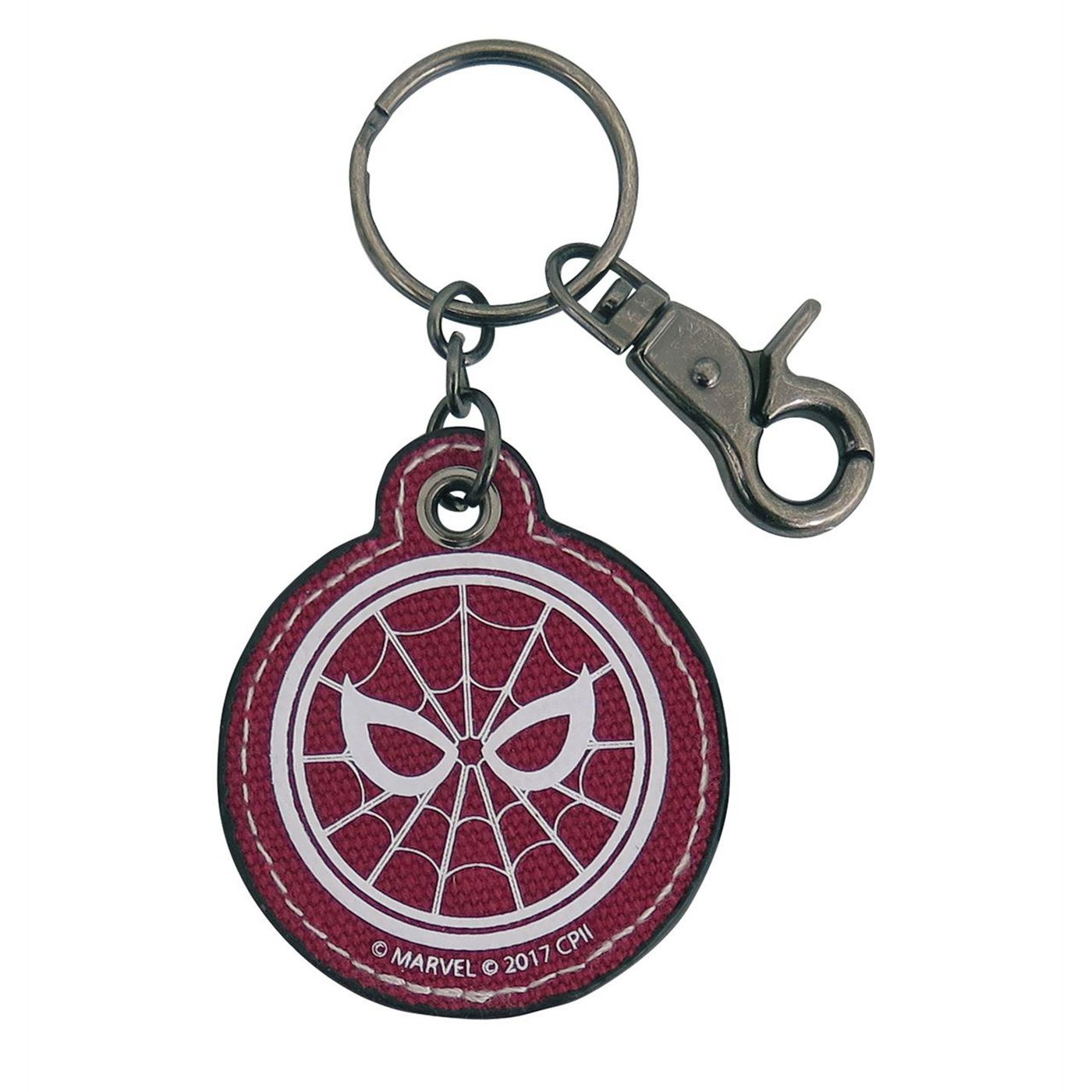 Spider-Man Homecoming Symbol Keychain