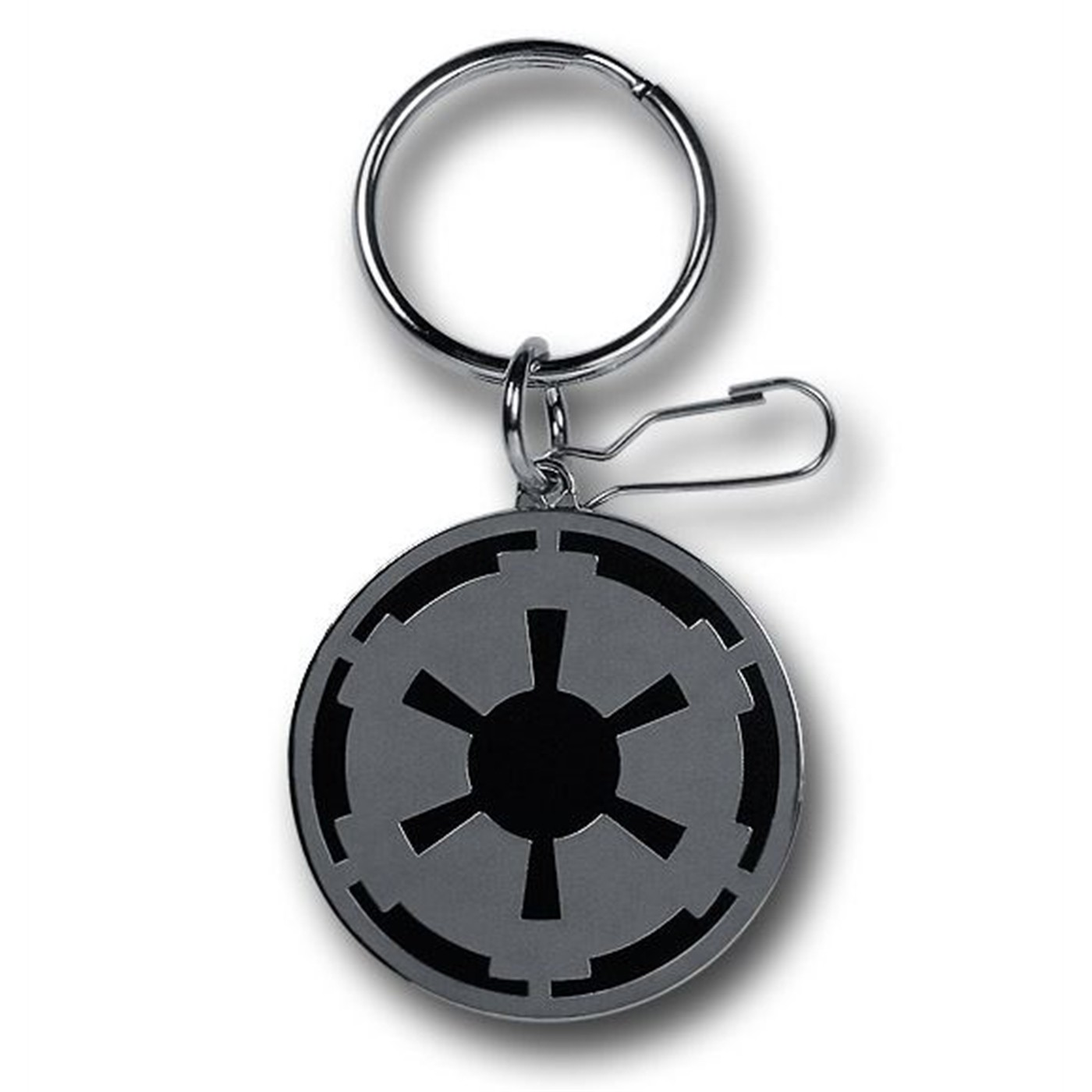 Star Wars Empire Symbol Enamel Keychain