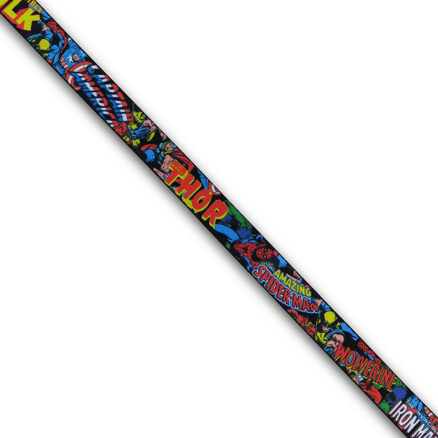 Marvel Characters Dog Leash