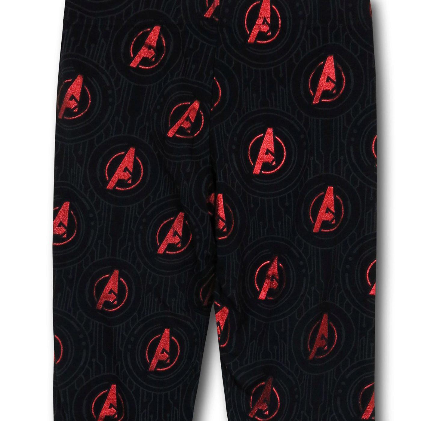 Avengers Symbol Leggings