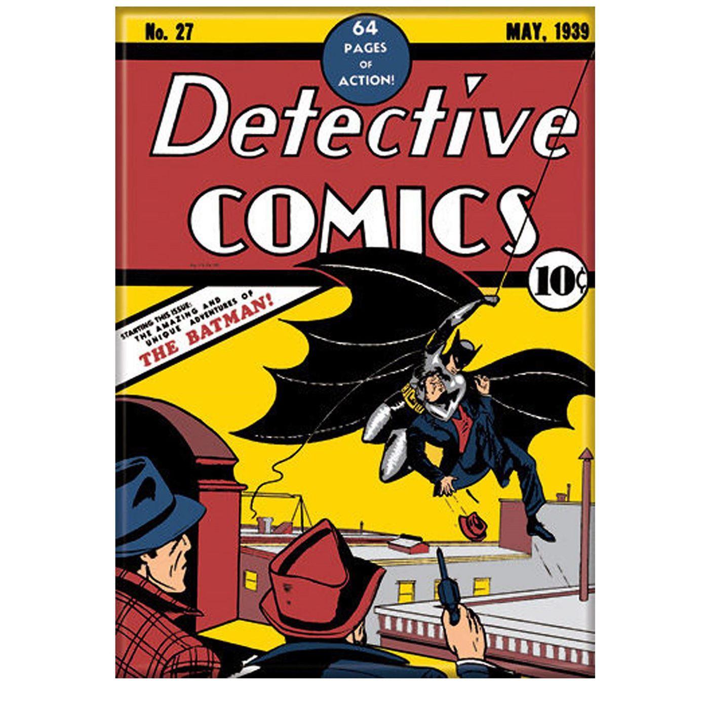 Batman Detective Comics No 27 Magnet