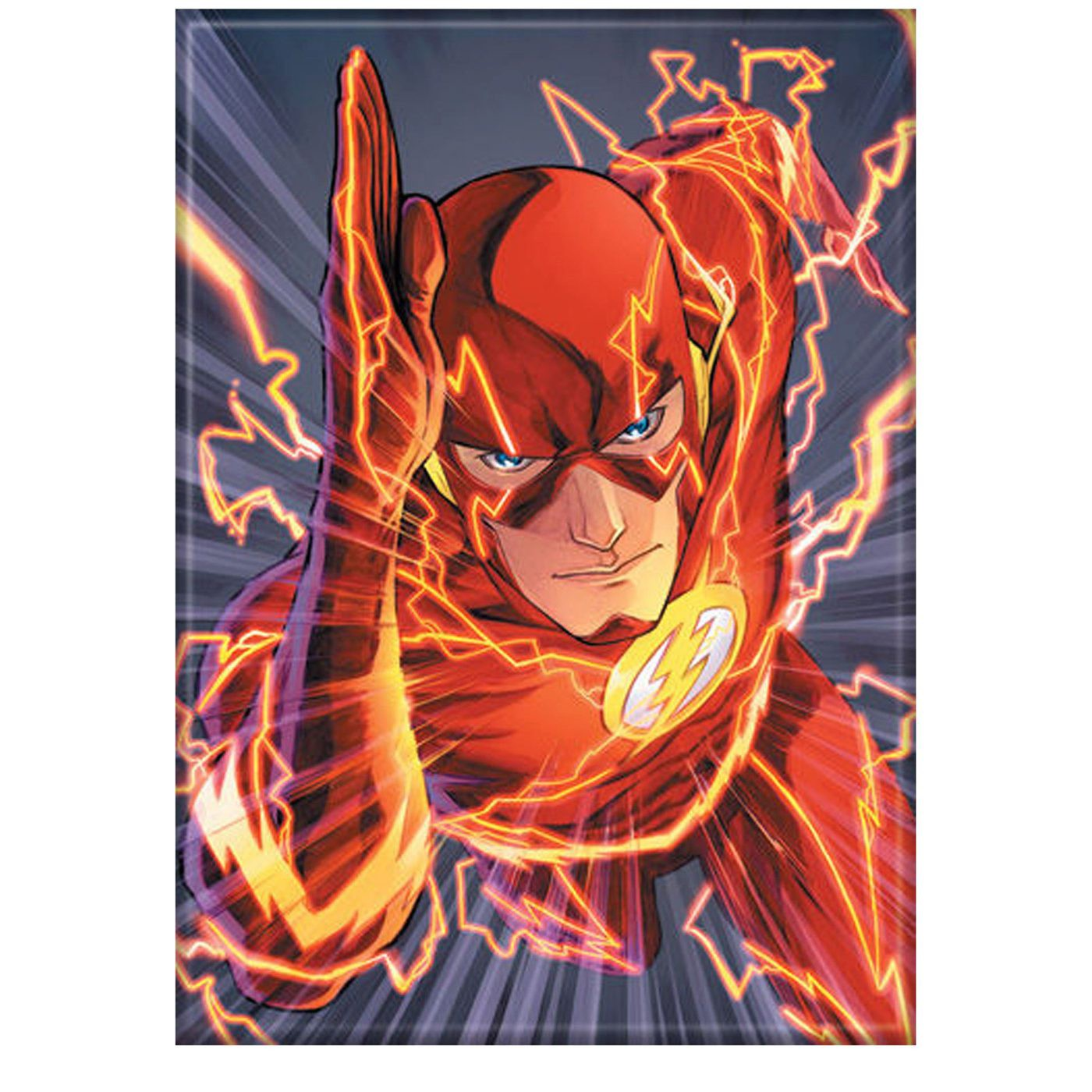 Flash DC Relaunch #1 Magnet