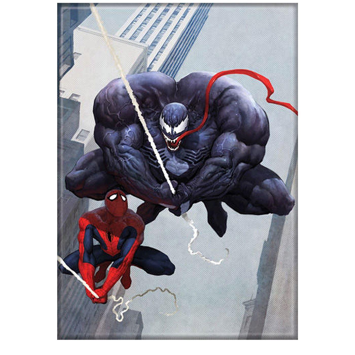 Spiderman Venom Swing Magnet