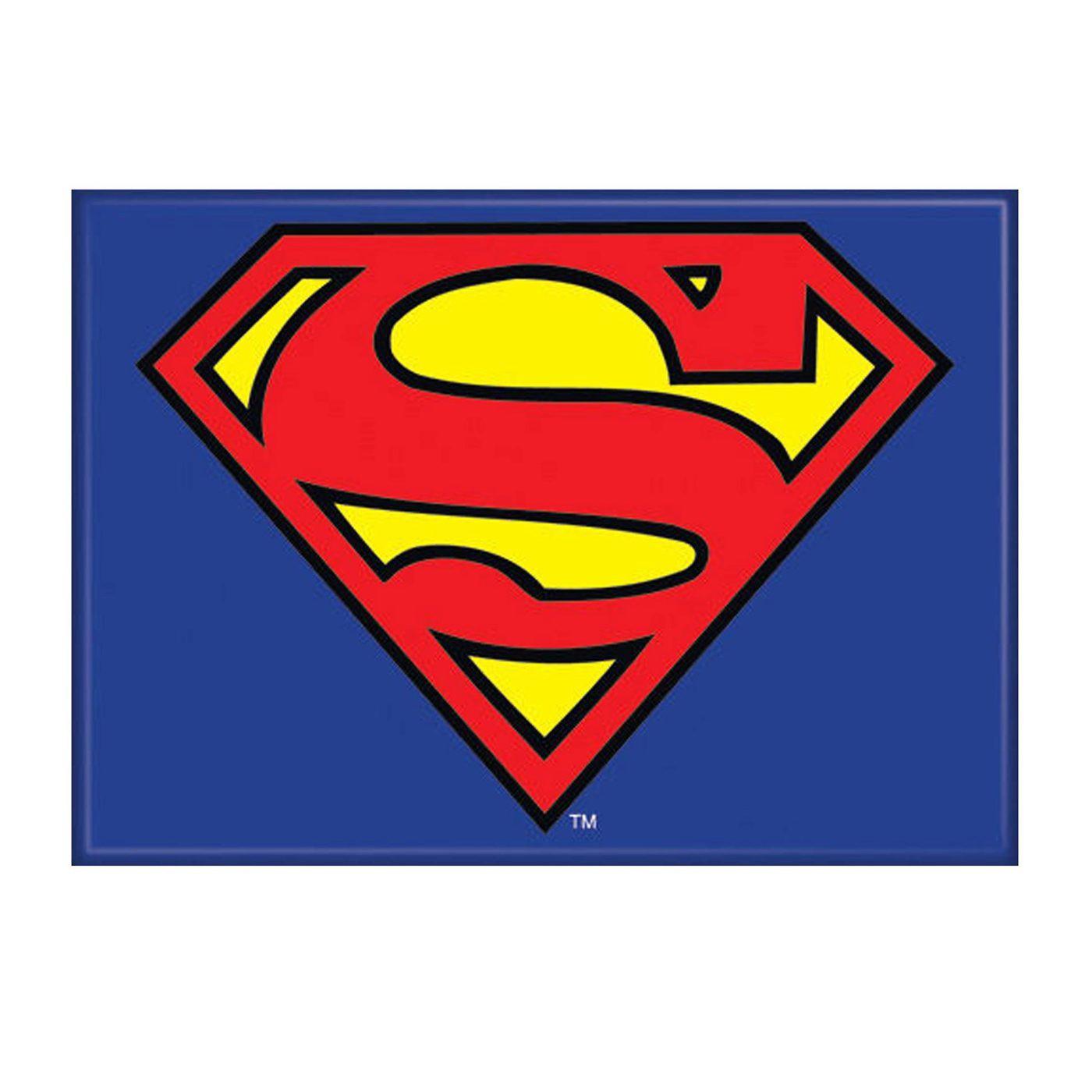 Superman Symbol Magnet