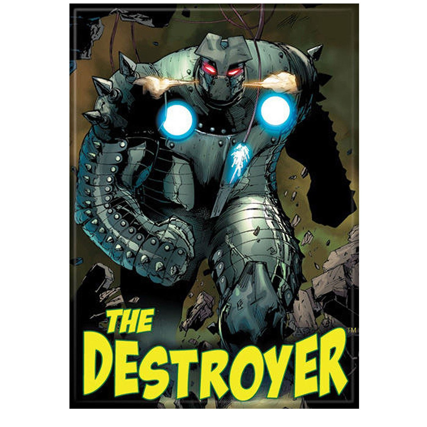 The Destroyer Magnet