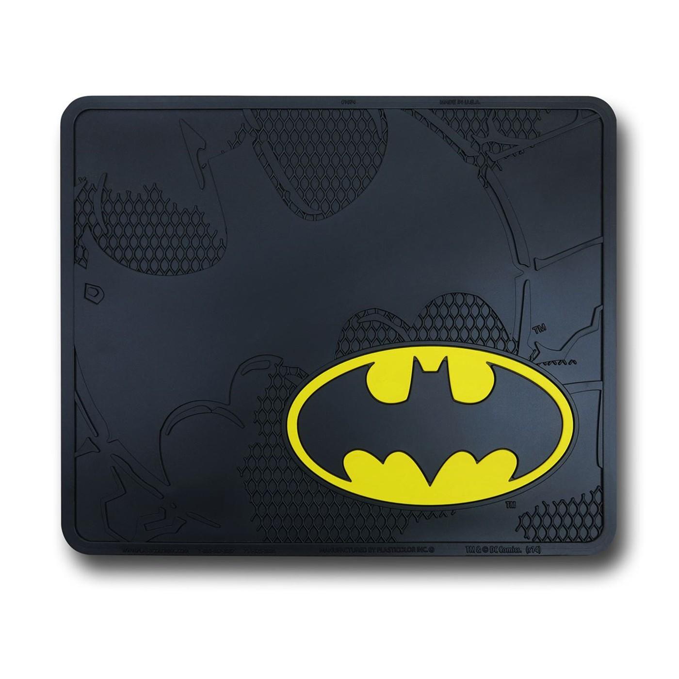 Batman Utility Car Mat