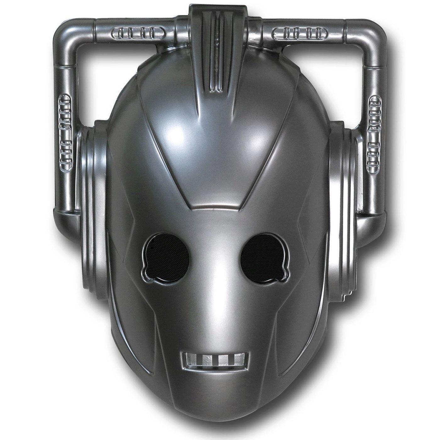 Doctor Who Cyberman Mask