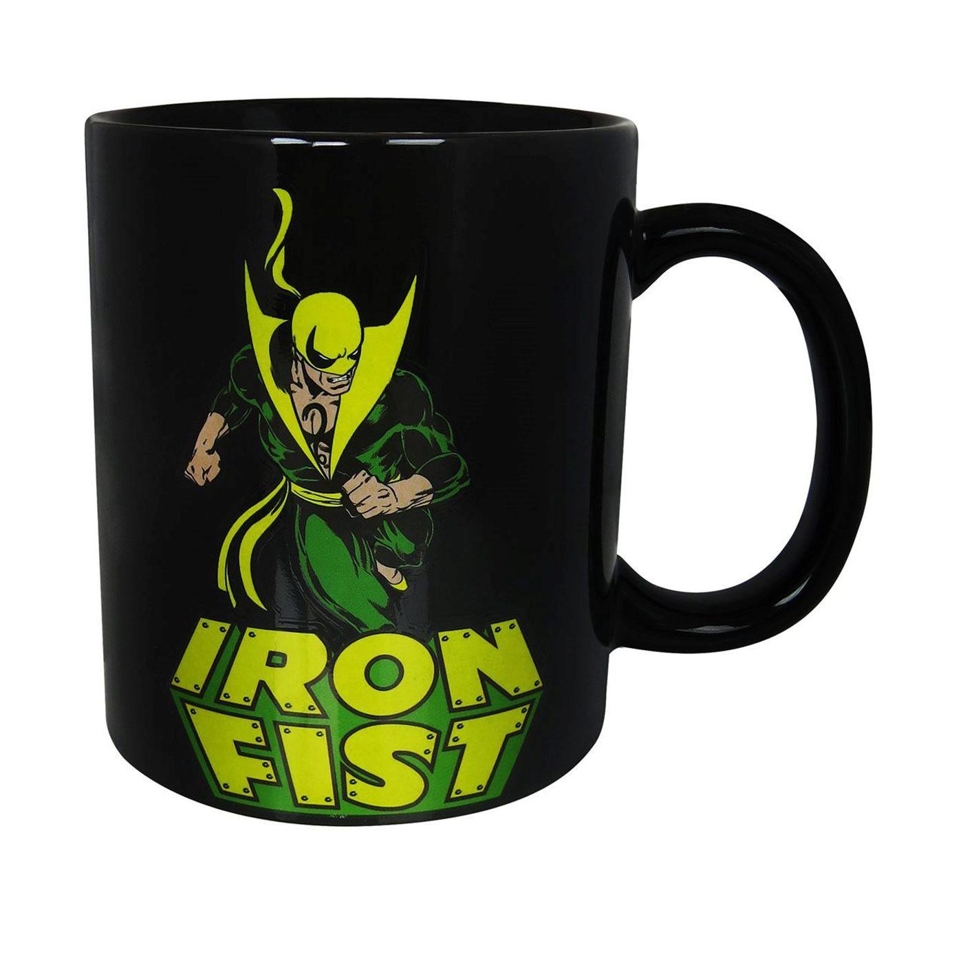 Iron Fist Image 11oz Mug