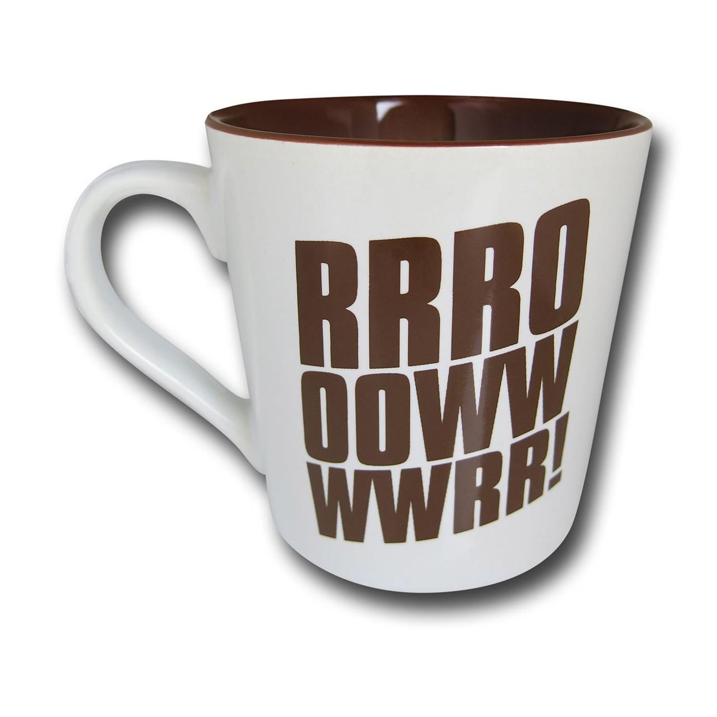 Star Wars Chewbacca Noise 12oz Mug
