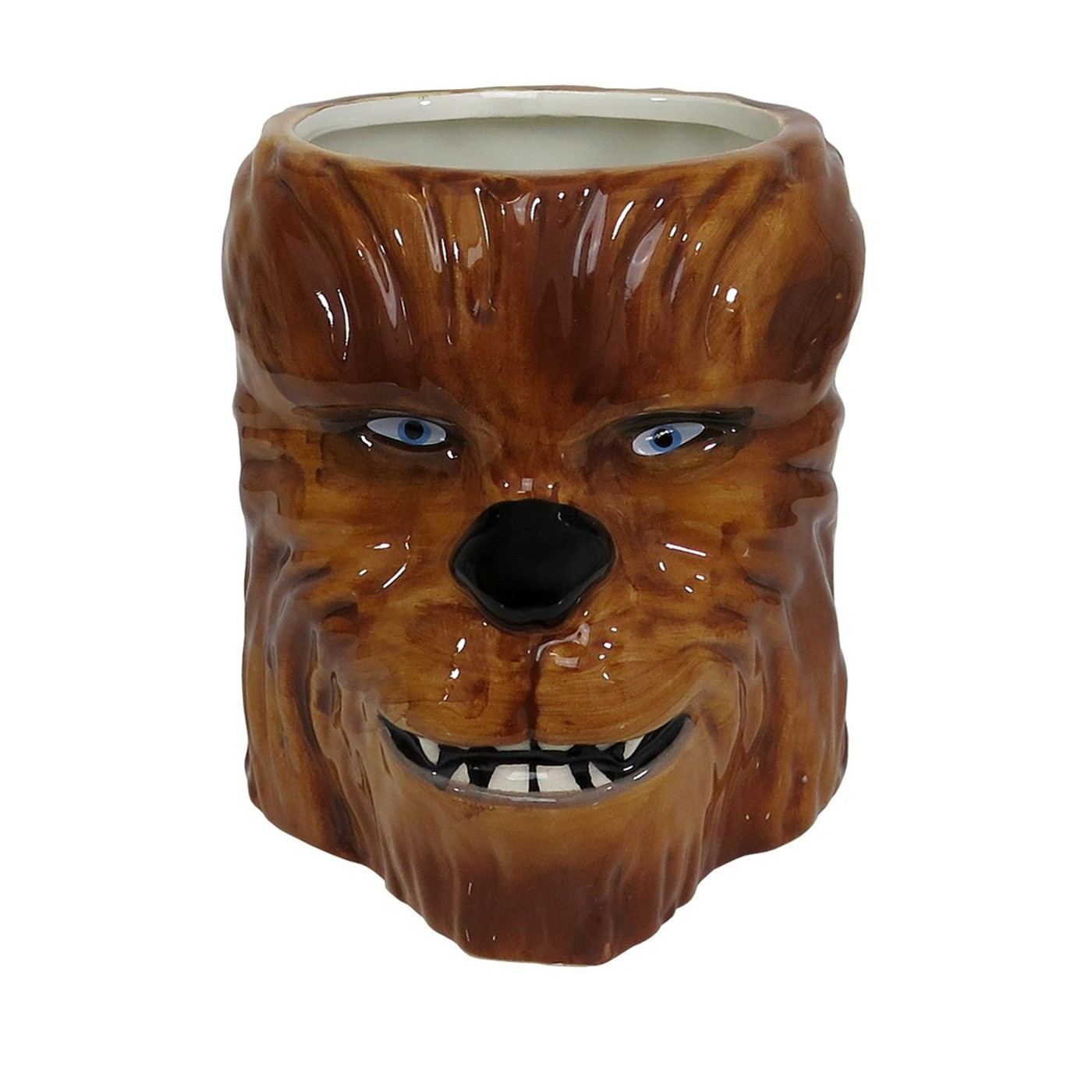 Star Wars Chewbacca Sculpted 11oz Ceramic Mug