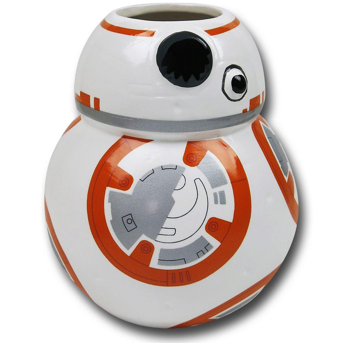 Star Wars Force Awakens BB-8 Character Mug