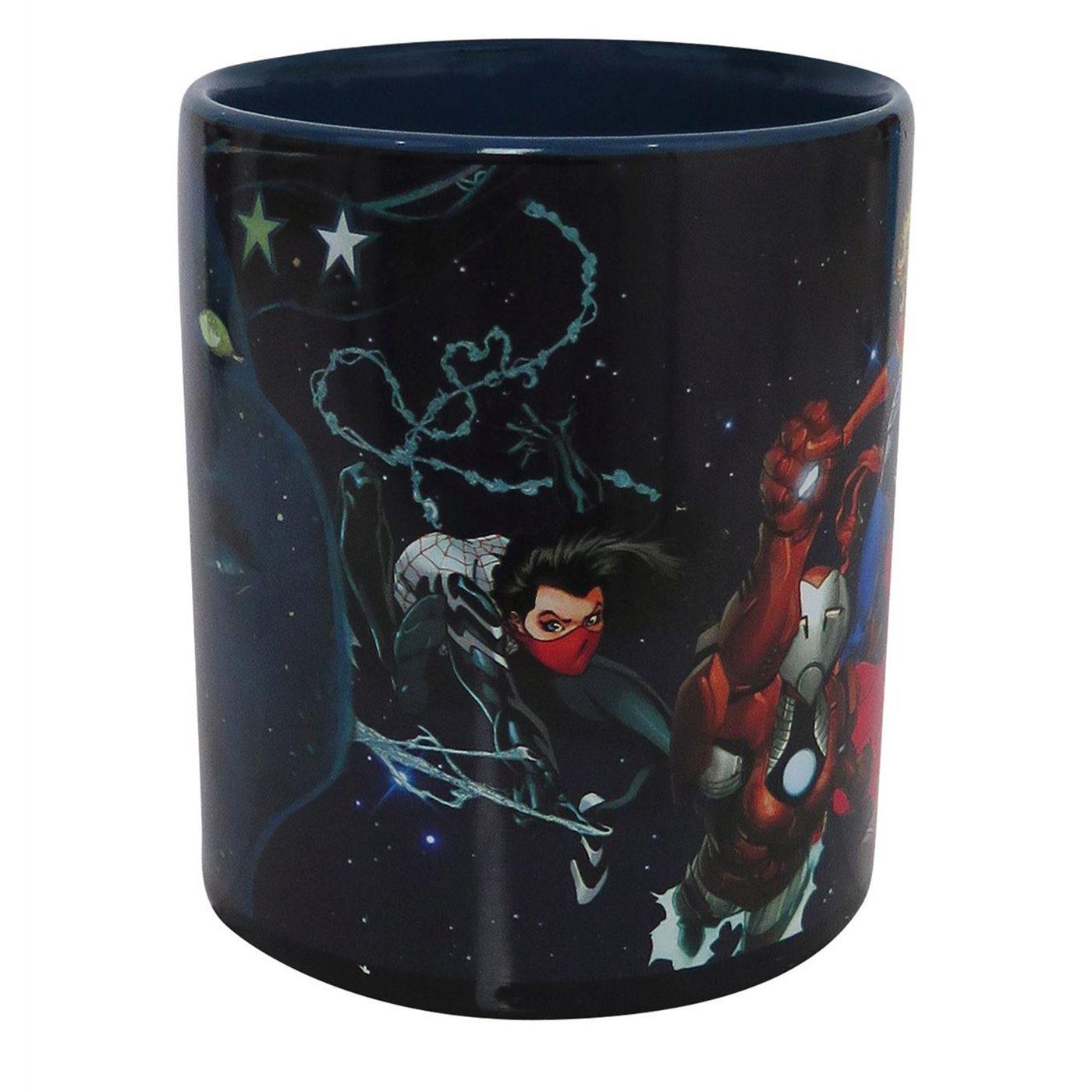 Women of Marvel Now Coffee Mug