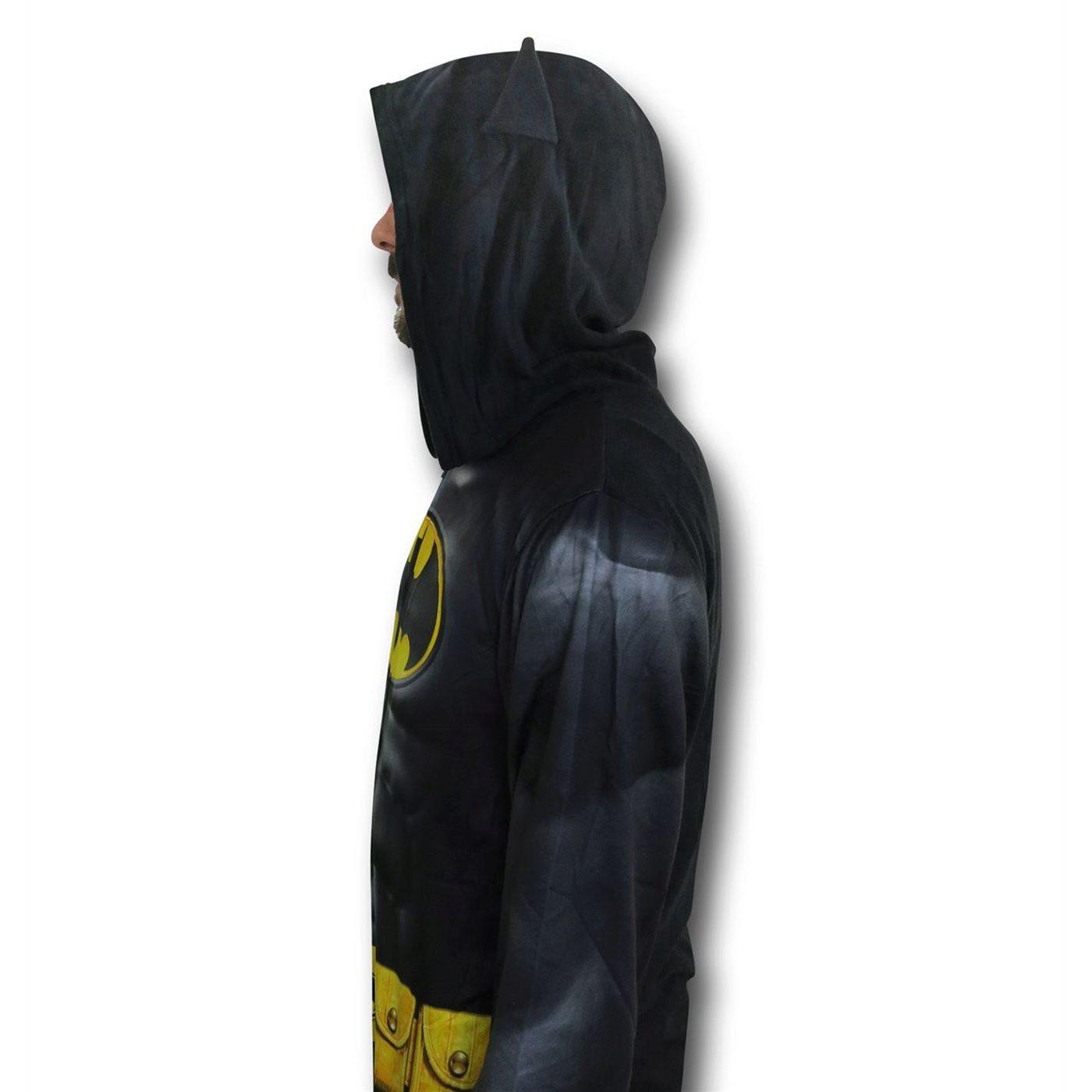 Batman Dark Knight Sublimated Union Suit