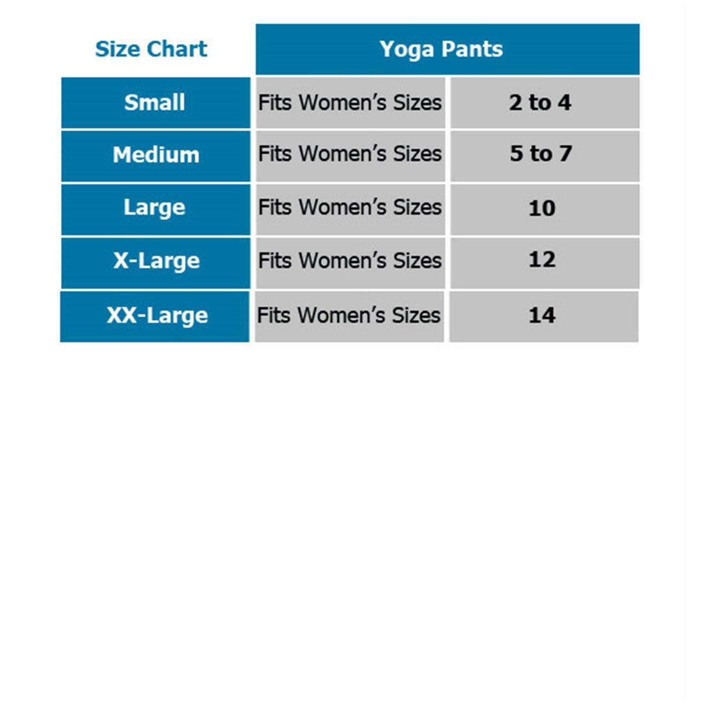 Captain America Shield Women's Yoga Pants