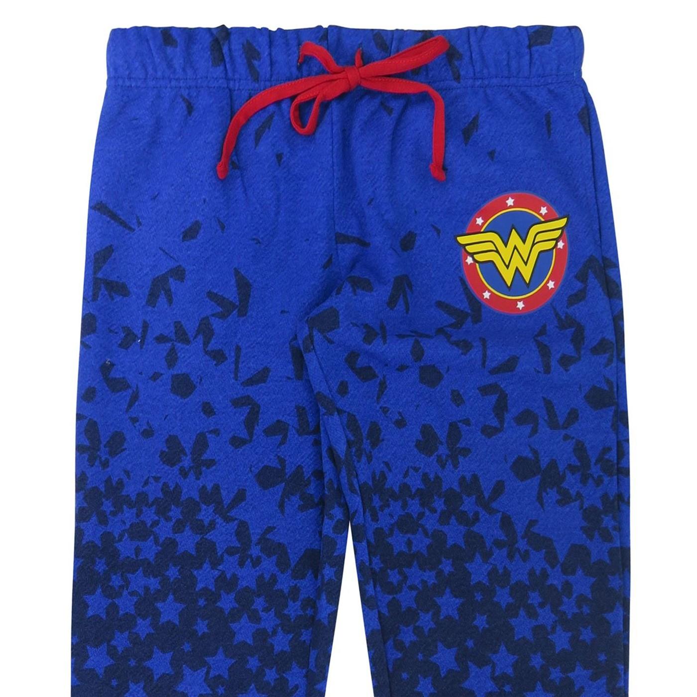 Wonder Woman Ombre Women's Jogging Pants