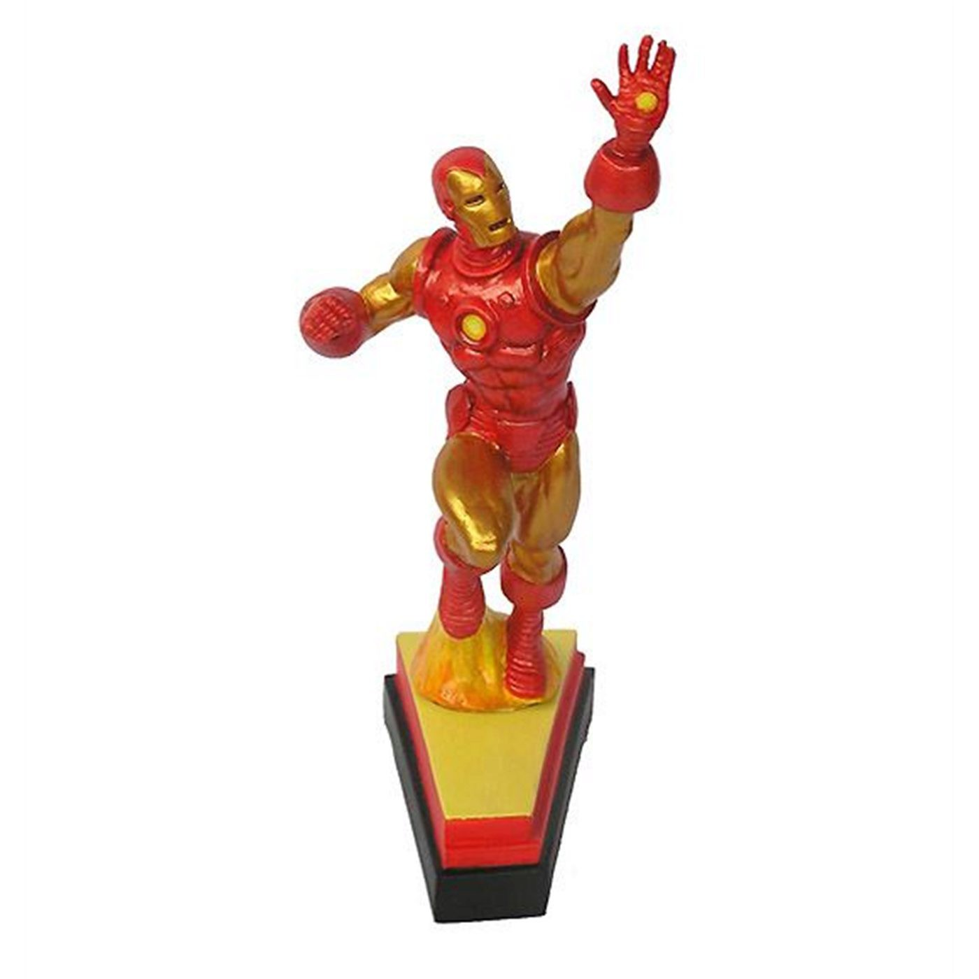 "Iron Man Avengers ""V"" Figural Paperweight"