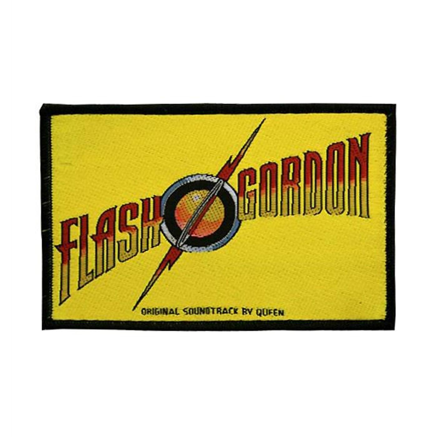 Flash Gordon Symbol Logo Patch