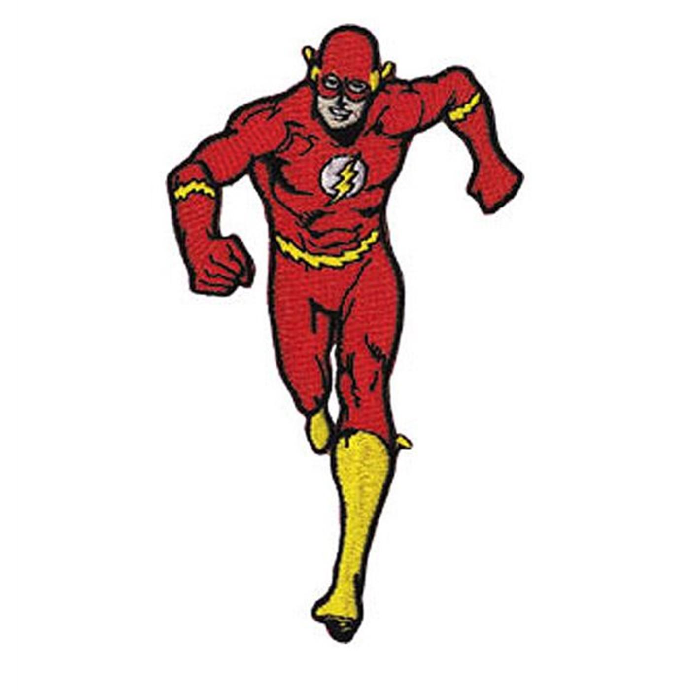 Flash Running Patch