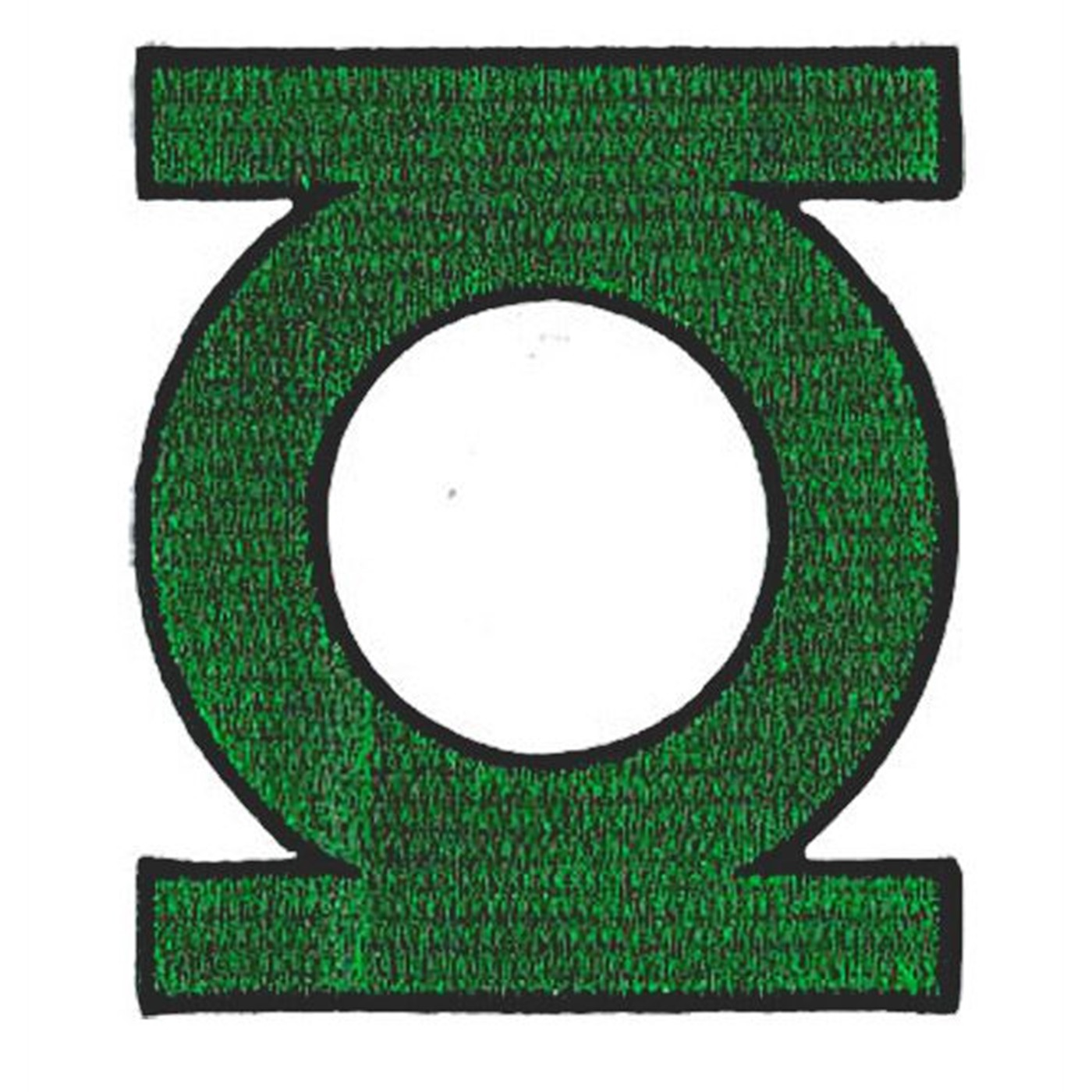 Green Lantern Symbol Patch