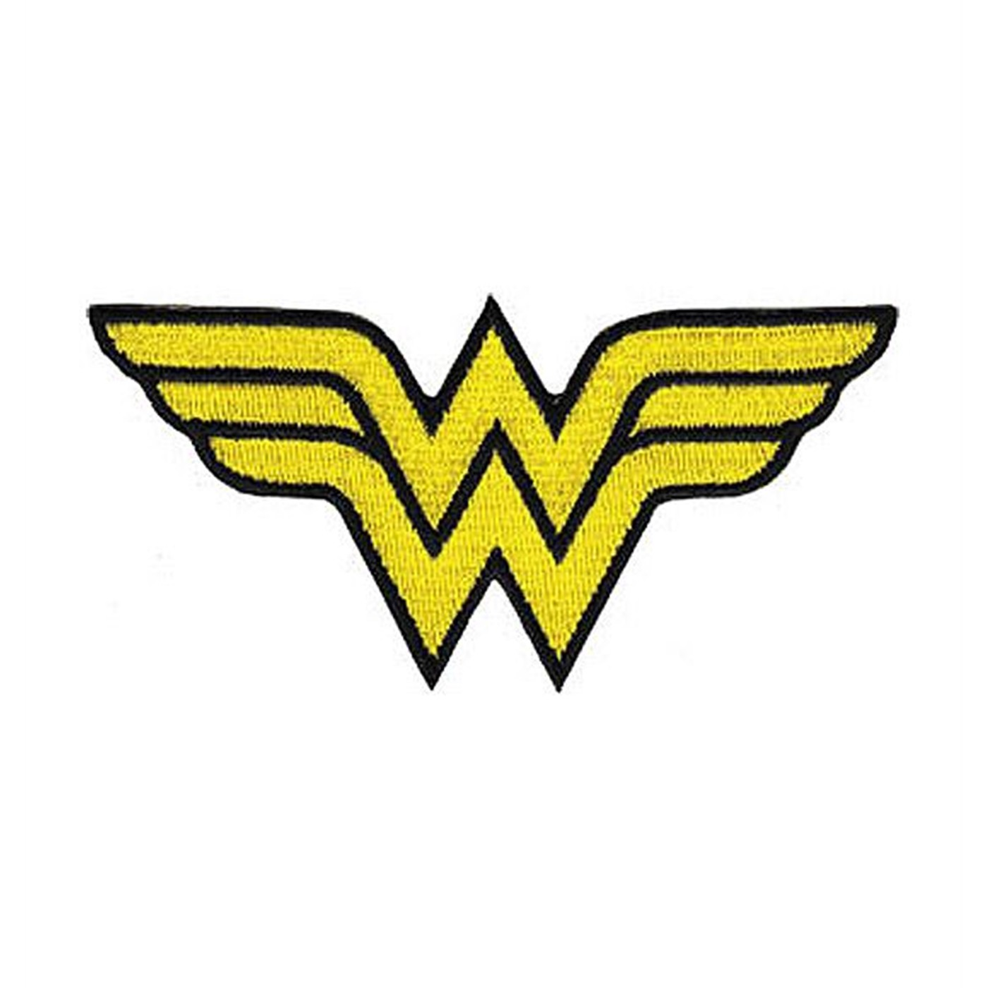 Wonder Woman Symbol Patch