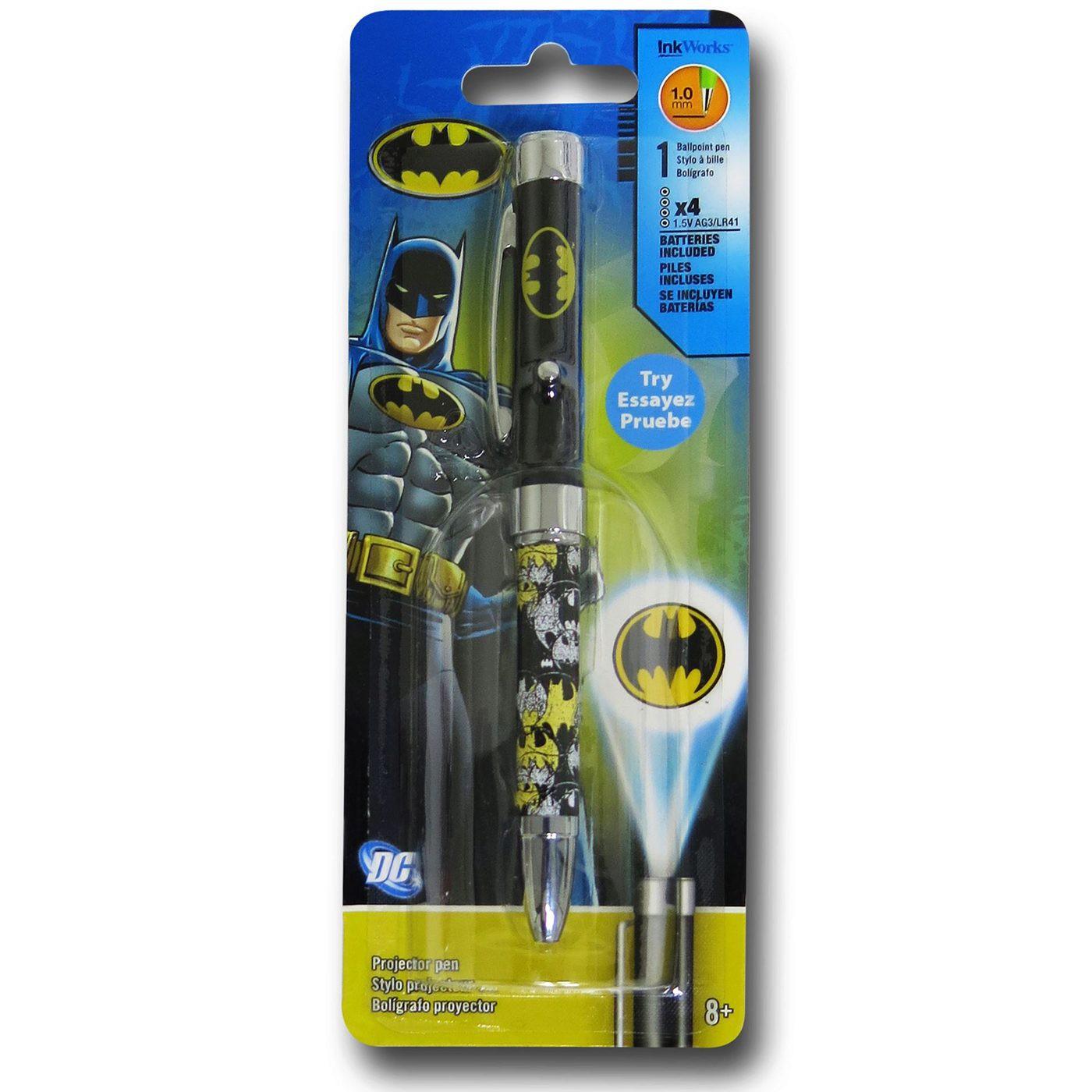 Batman Symbol Projector Pen