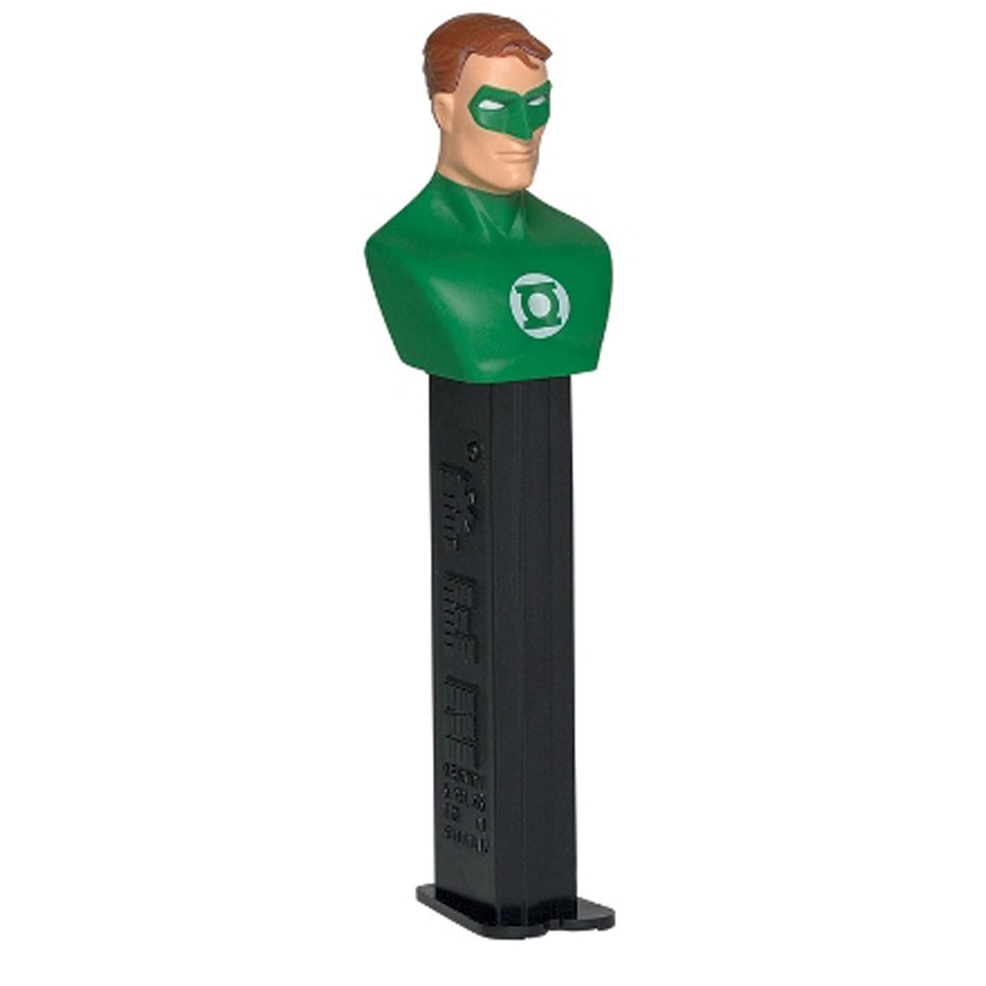 Green Lantern Pez Dispenser