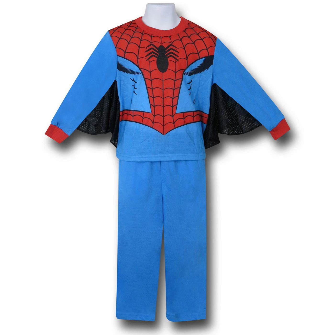 Spiderman Webbed 2-Piece Kids Pajama Set
