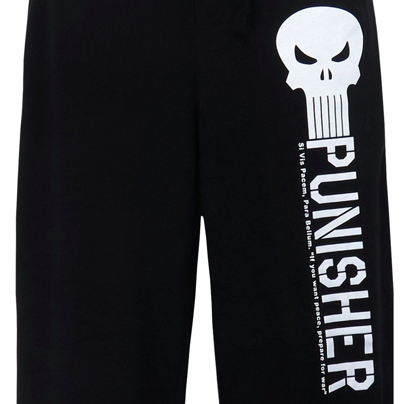 Punisher Prepare for War Men's Pajama Pants