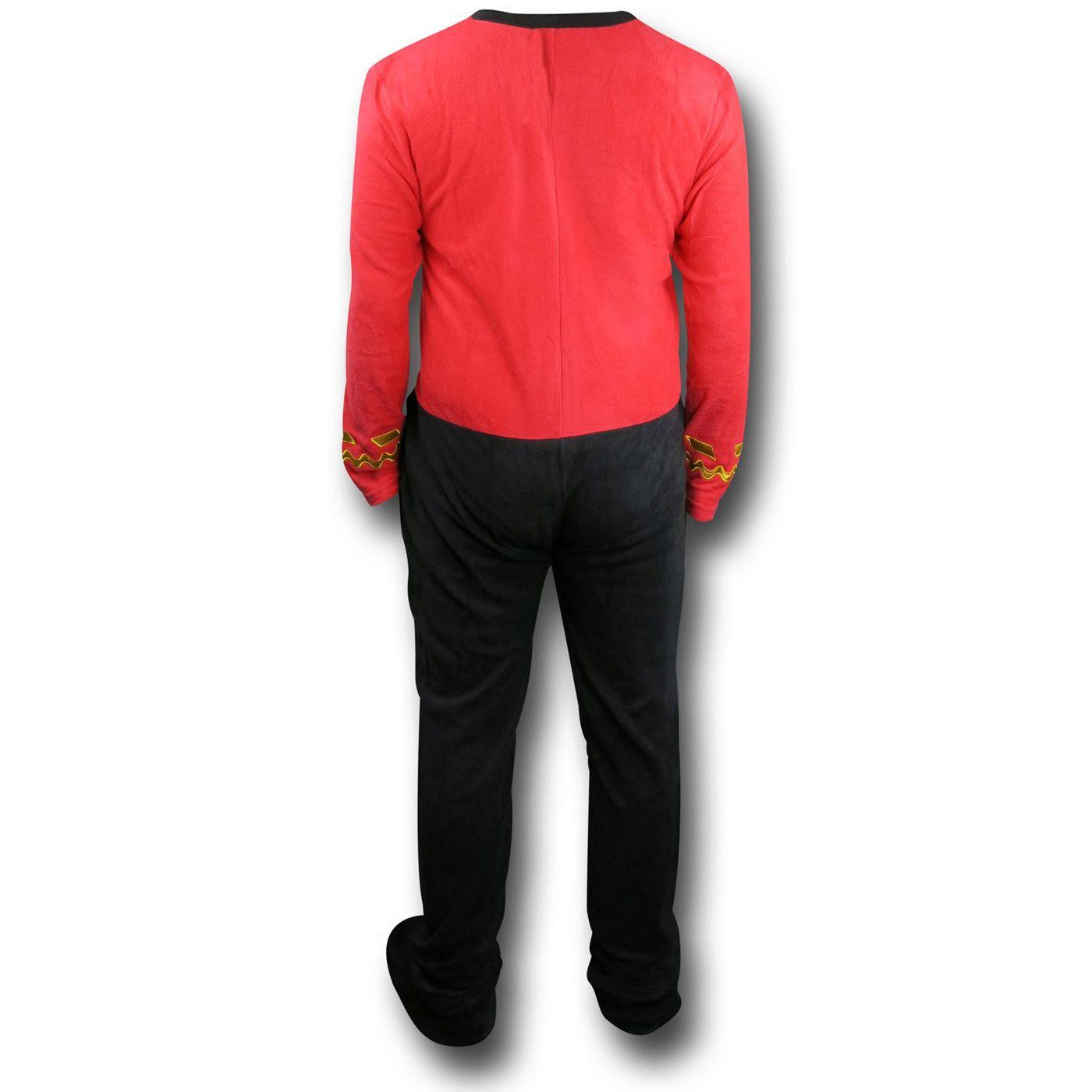 Star Trek Security Union Suit