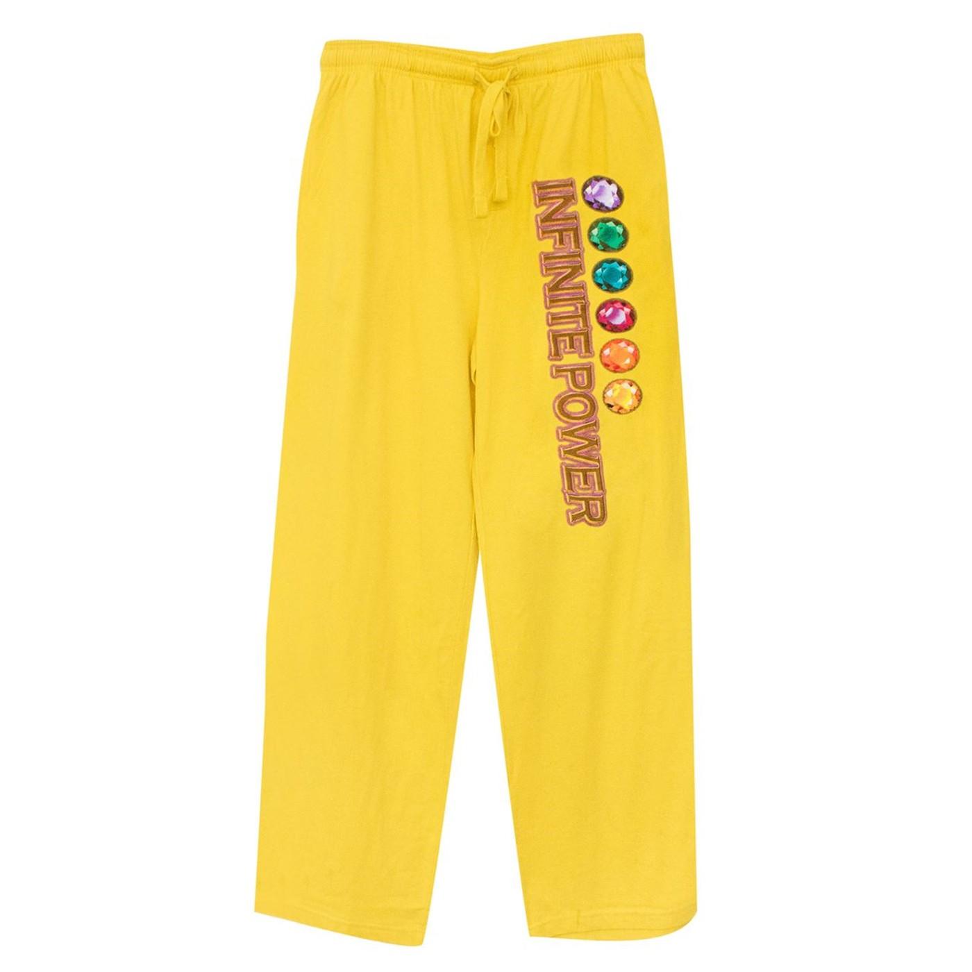 Thanos Infinite Power Unisex Pajama Pants